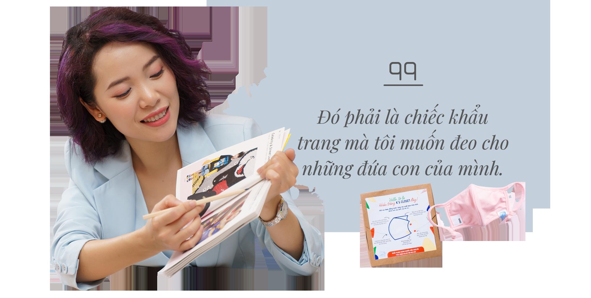 Ks Closet: Giấc mơ xây dựng thương hiệu thời trang trẻ em hàng đầu Việt Nam - 14