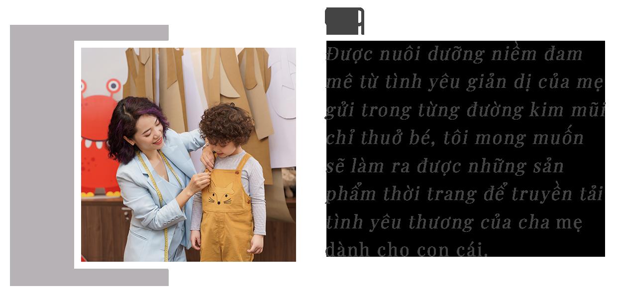 Ks Closet: Giấc mơ xây dựng thương hiệu thời trang trẻ em hàng đầu Việt Nam - 4