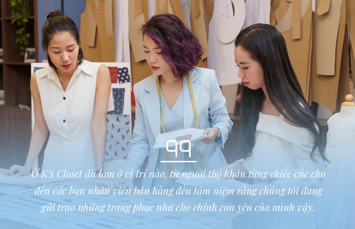 Ks Closet: Giấc mơ xây dựng thương hiệu thời trang trẻ em hàng đầu Việt Nam - 9