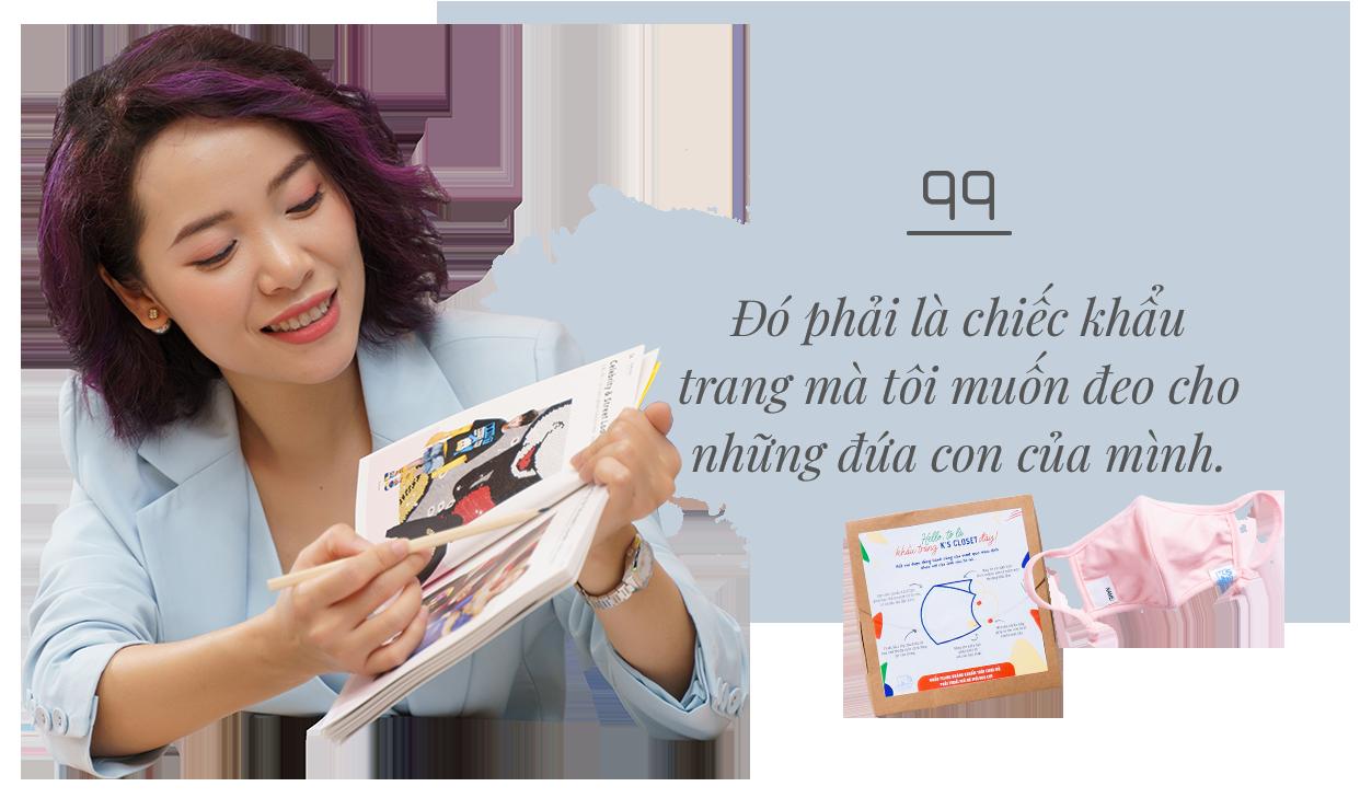 Ks Closet: Giấc mơ xây dựng thương hiệu thời trang trẻ em hàng đầu Việt Nam - 15