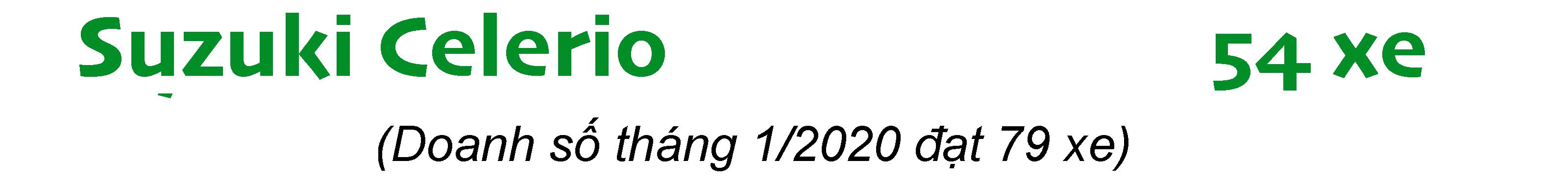 Phân khúc xe đô thị tháng 2/2020: VinFast Fadil vẫn là ẩn số - 10