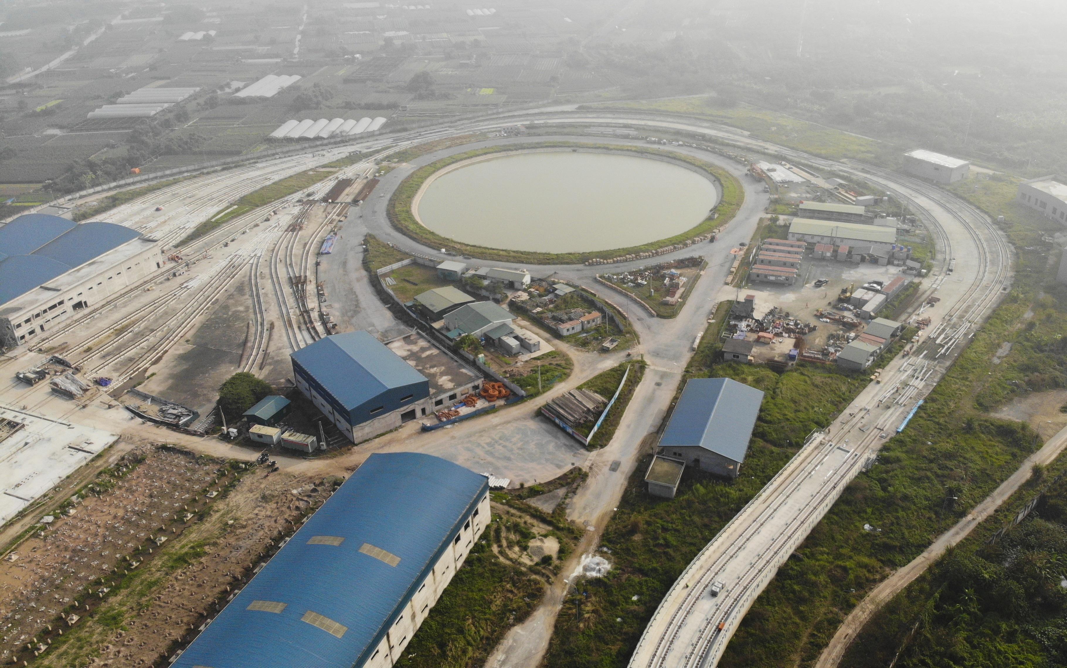 Gấp rút thi công ga ngầm S9 tại dự án đường sắt Nhổn – Ga Hà Nội - 8