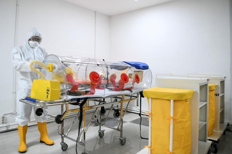 Các nước cấp tập lập bệnh viện dã chiến đối phó đại dịch Covid-19 - 20
