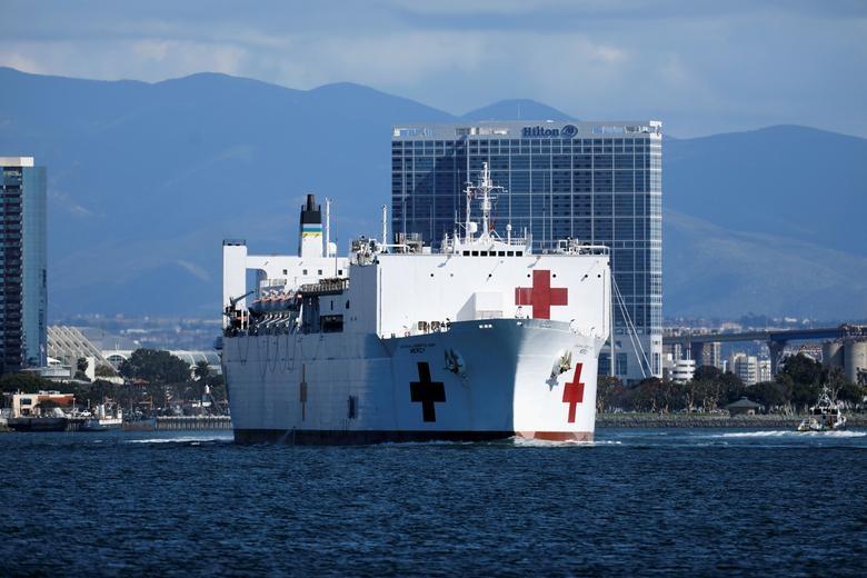 Các nước cấp tập lập bệnh viện dã chiến đối phó đại dịch Covid-19 - 18