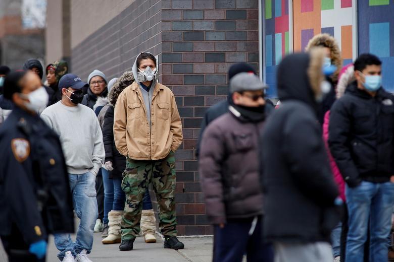 Siêu đô thị New York vật lộn trong đại dịch Covid-19 - 6