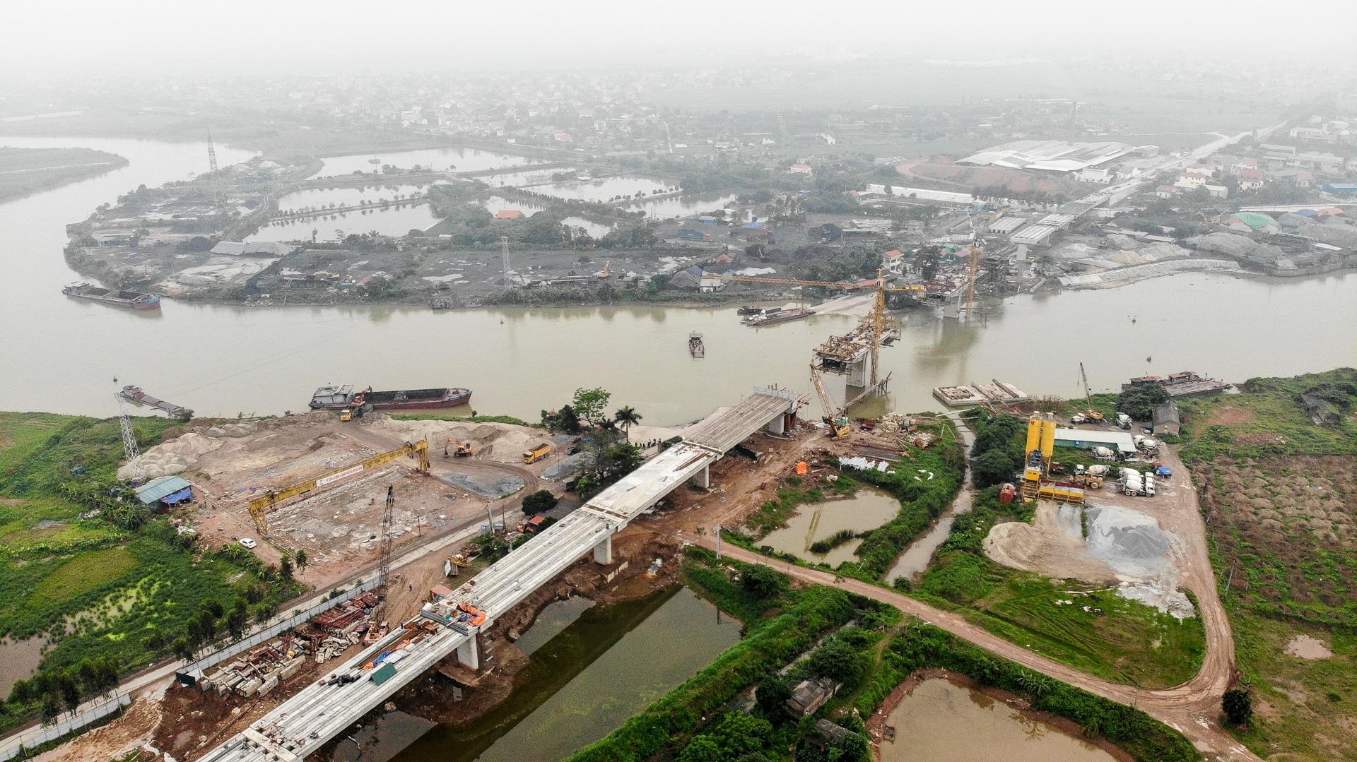 Toàn cảnh cây cầu gần 350 tỷ đồng giúp giải bài toán chen chúc qua phà - 8