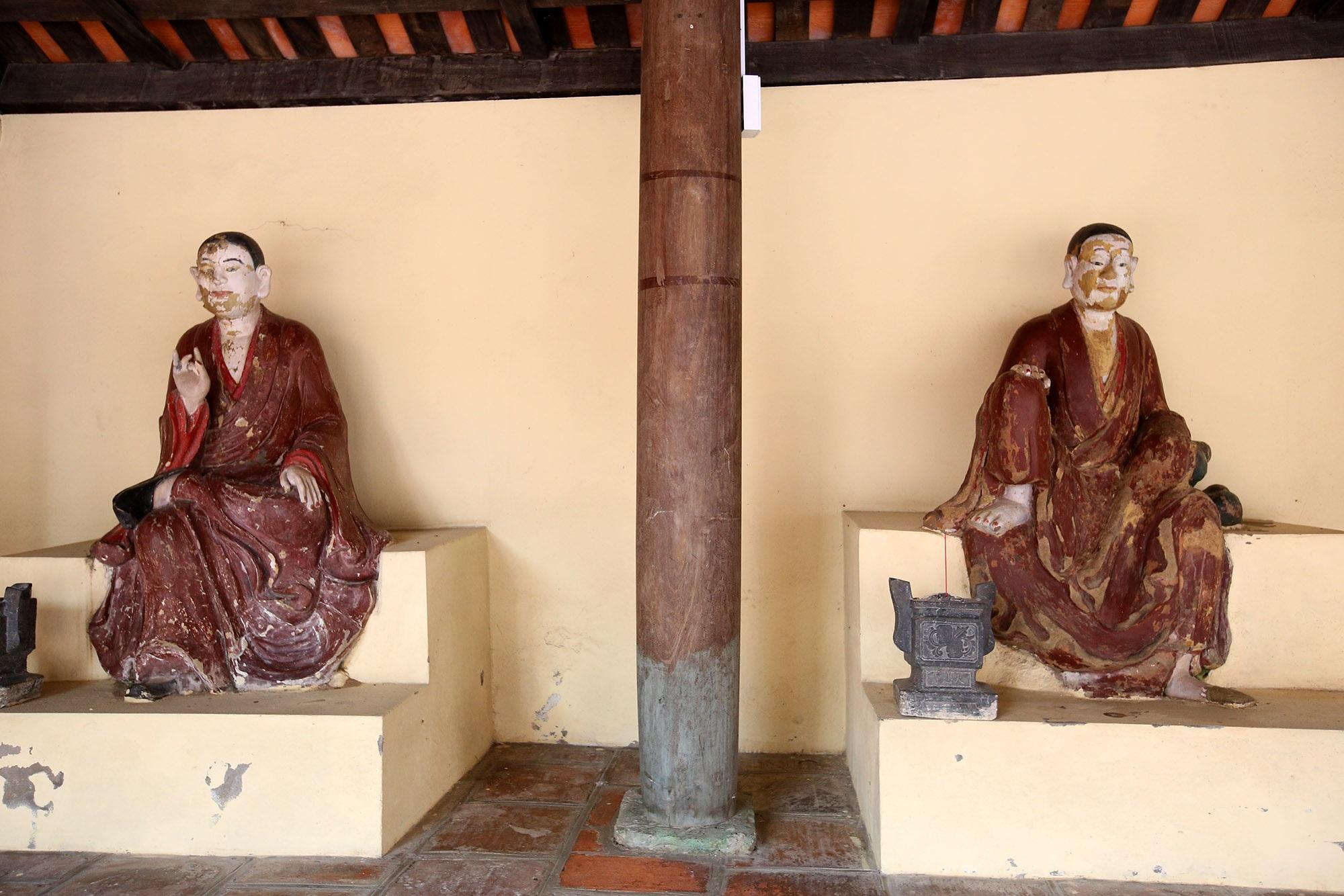 Không gian thanh tịnh tại ngôi chùa gỗ 600 năm tuổi - 12