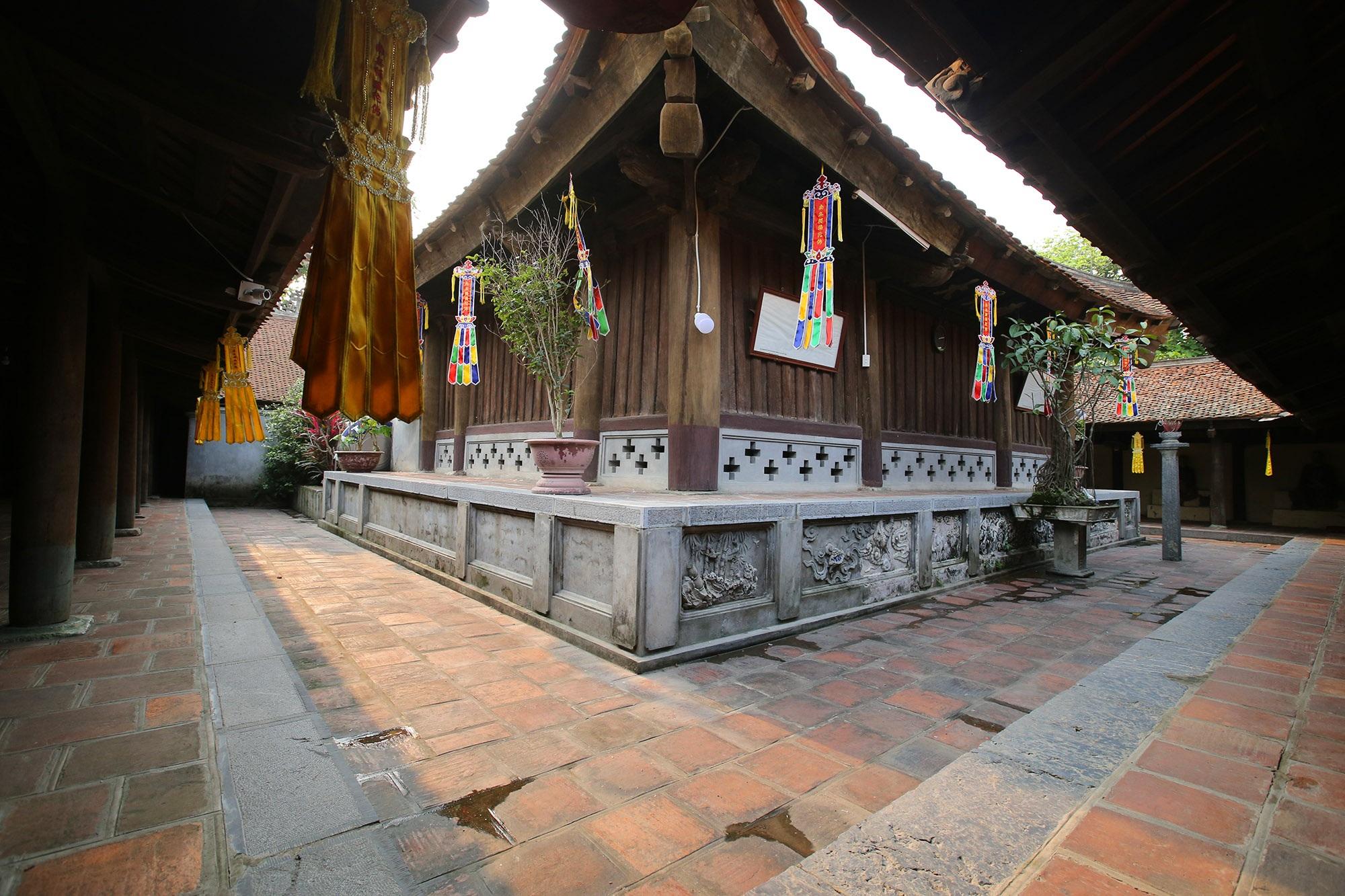 Không gian thanh tịnh tại ngôi chùa gỗ 600 năm tuổi - 14