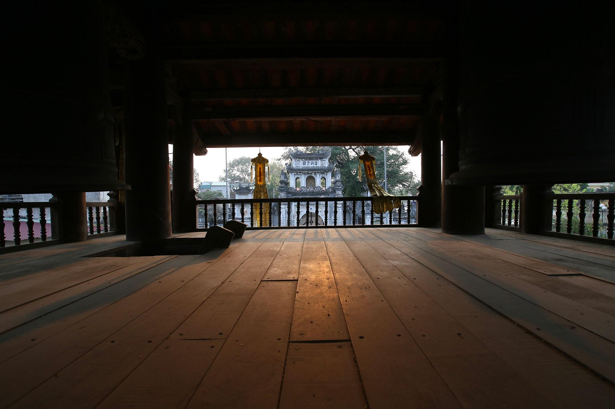 Không gian thanh tịnh tại ngôi chùa gỗ 600 năm tuổi - 16