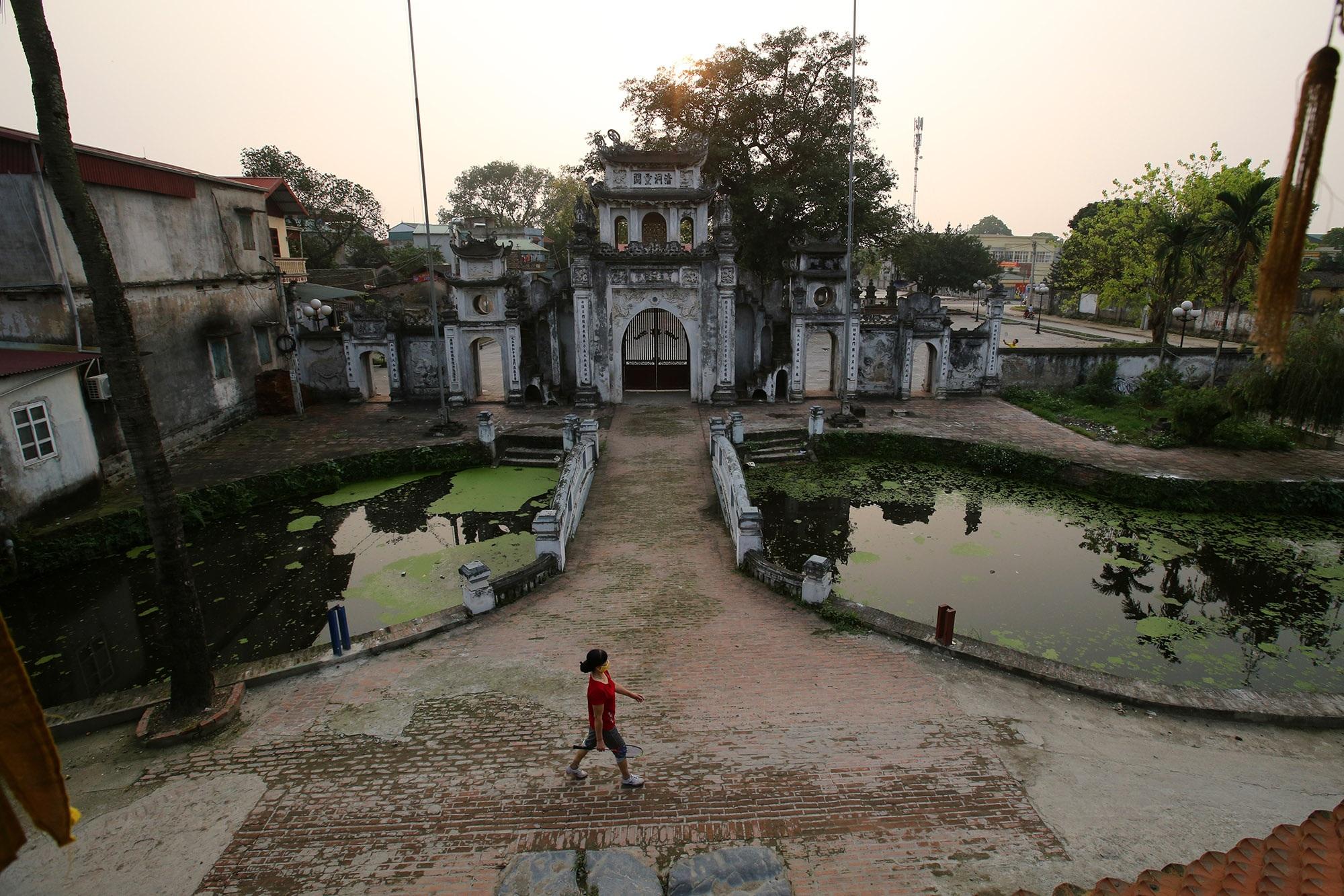 Không gian thanh tịnh tại ngôi chùa gỗ 600 năm tuổi - 17