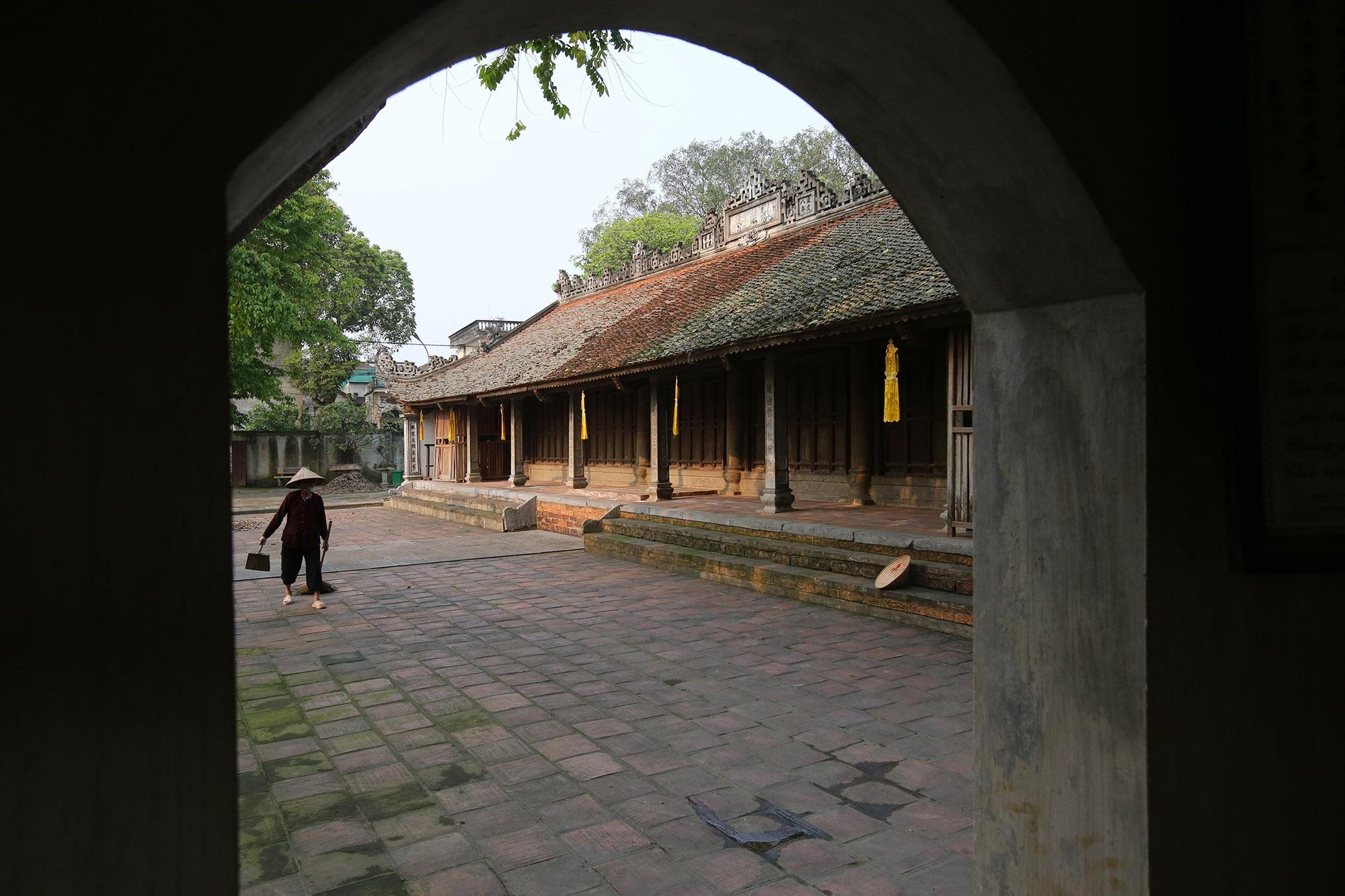Không gian thanh tịnh tại ngôi chùa gỗ 600 năm tuổi - 2