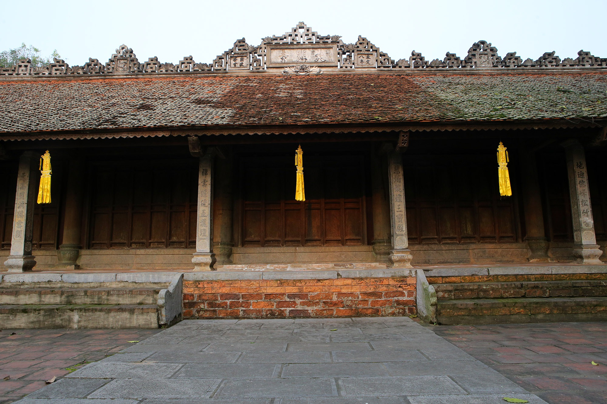 Không gian thanh tịnh tại ngôi chùa gỗ 600 năm tuổi - 3