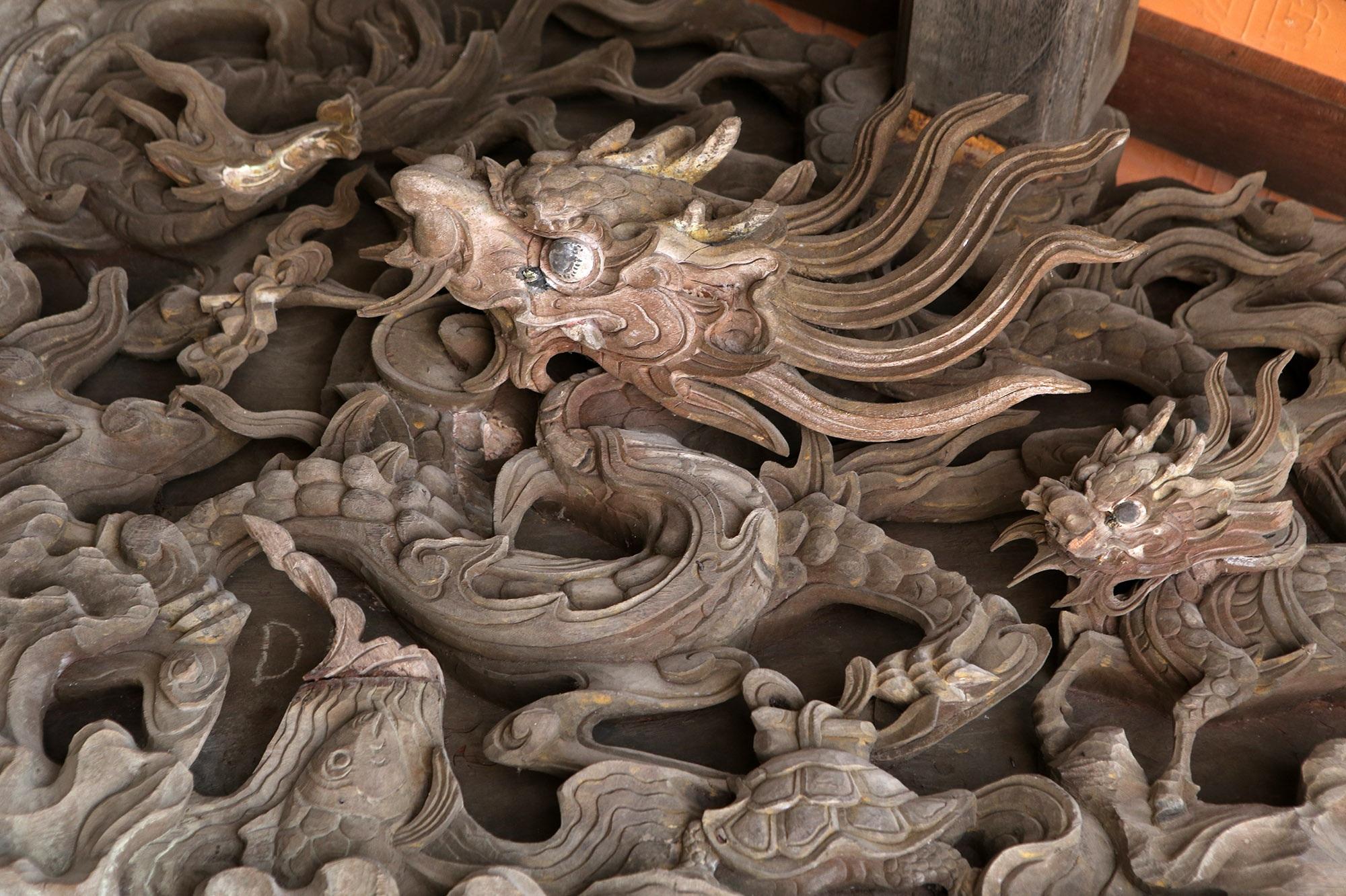 Không gian thanh tịnh tại ngôi chùa gỗ 600 năm tuổi - 4