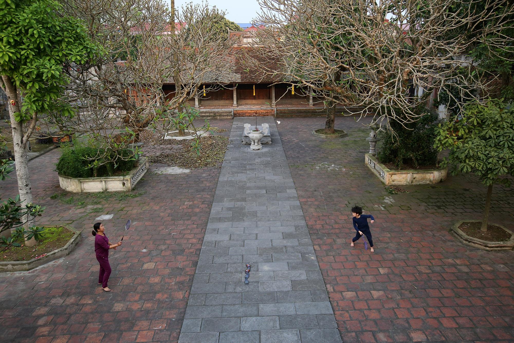 Không gian thanh tịnh tại ngôi chùa gỗ 600 năm tuổi - 7
