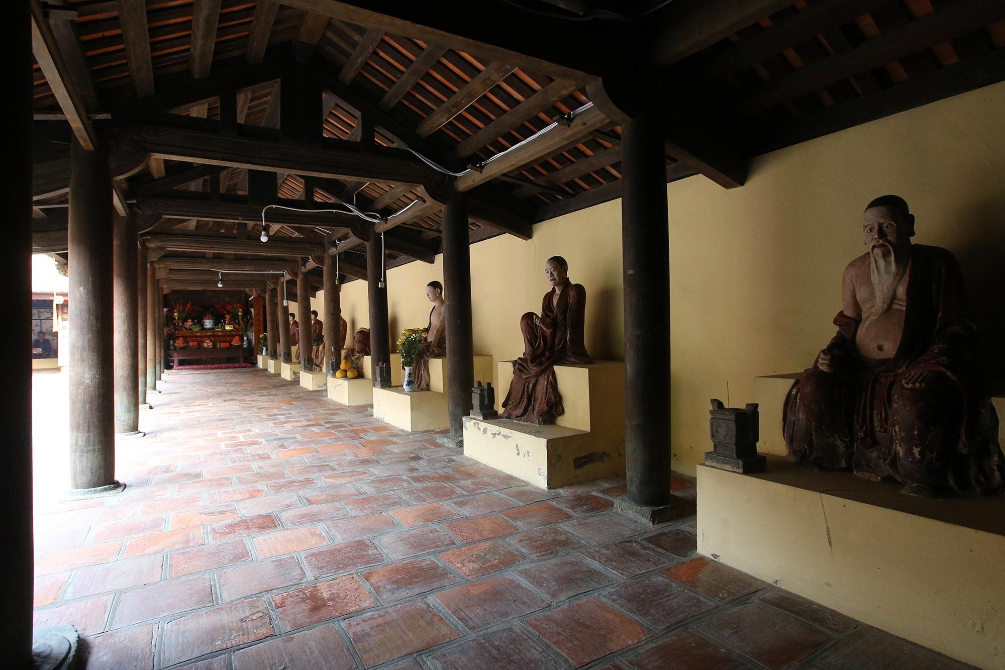 Không gian thanh tịnh tại ngôi chùa gỗ 600 năm tuổi - 11