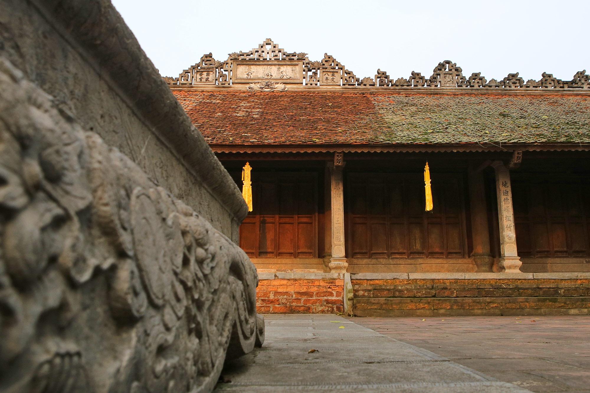 Không gian thanh tịnh tại ngôi chùa gỗ 600 năm tuổi - 8