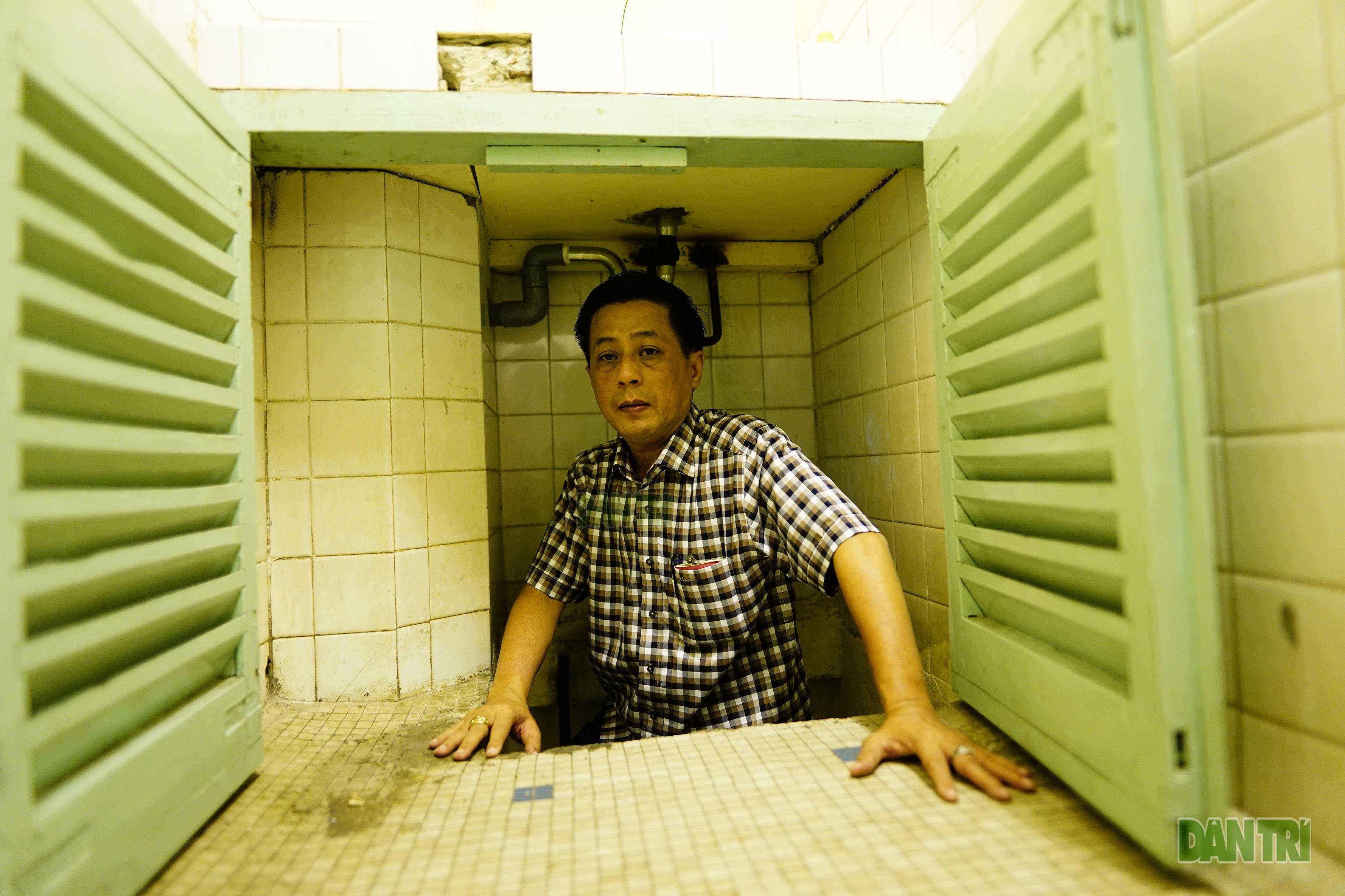 Những hồi tưởng xúc động về căn hầm bí mật của Biệt động Sài Gòn - 3