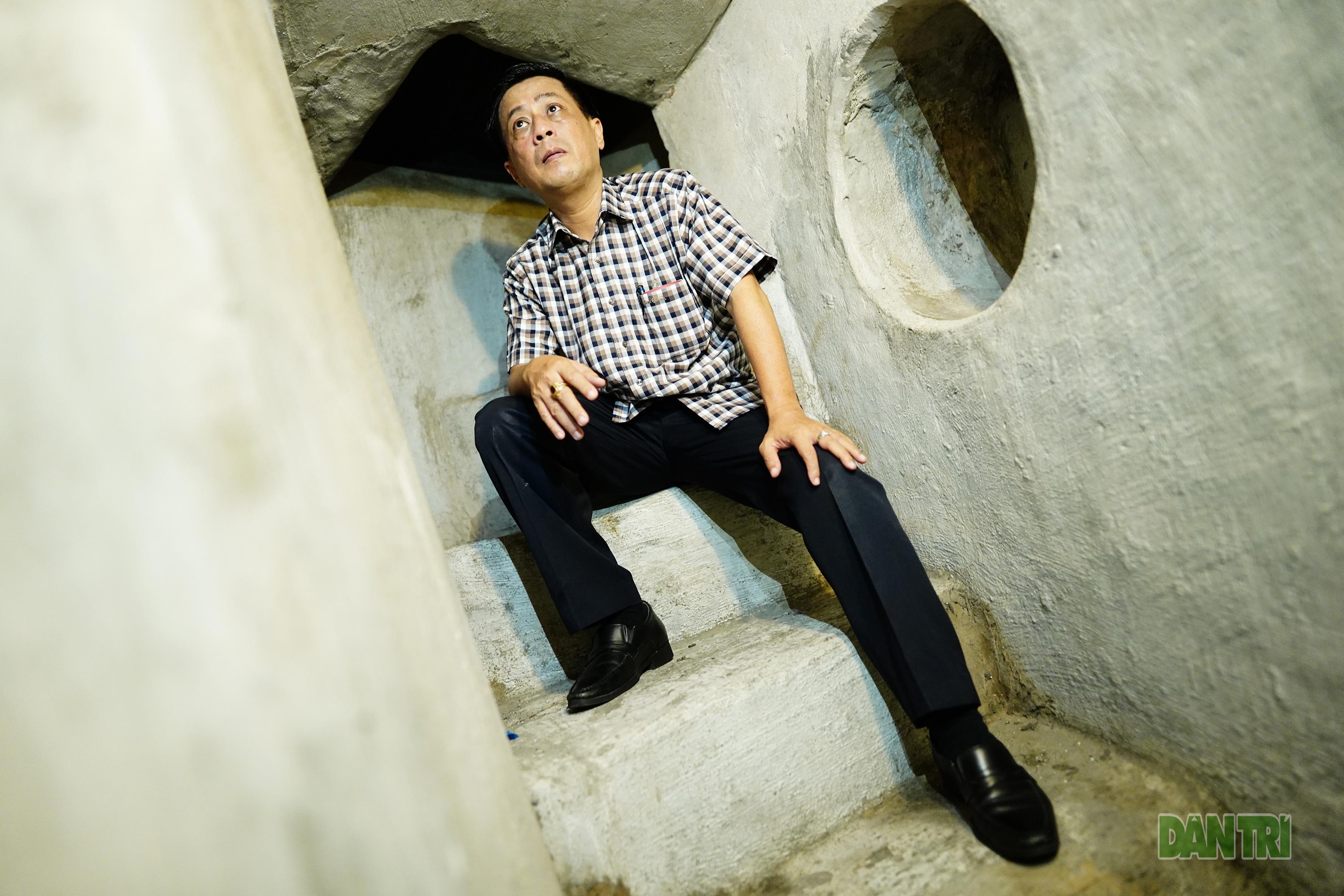 Những hồi tưởng xúc động về căn hầm bí mật của Biệt động Sài Gòn - 7