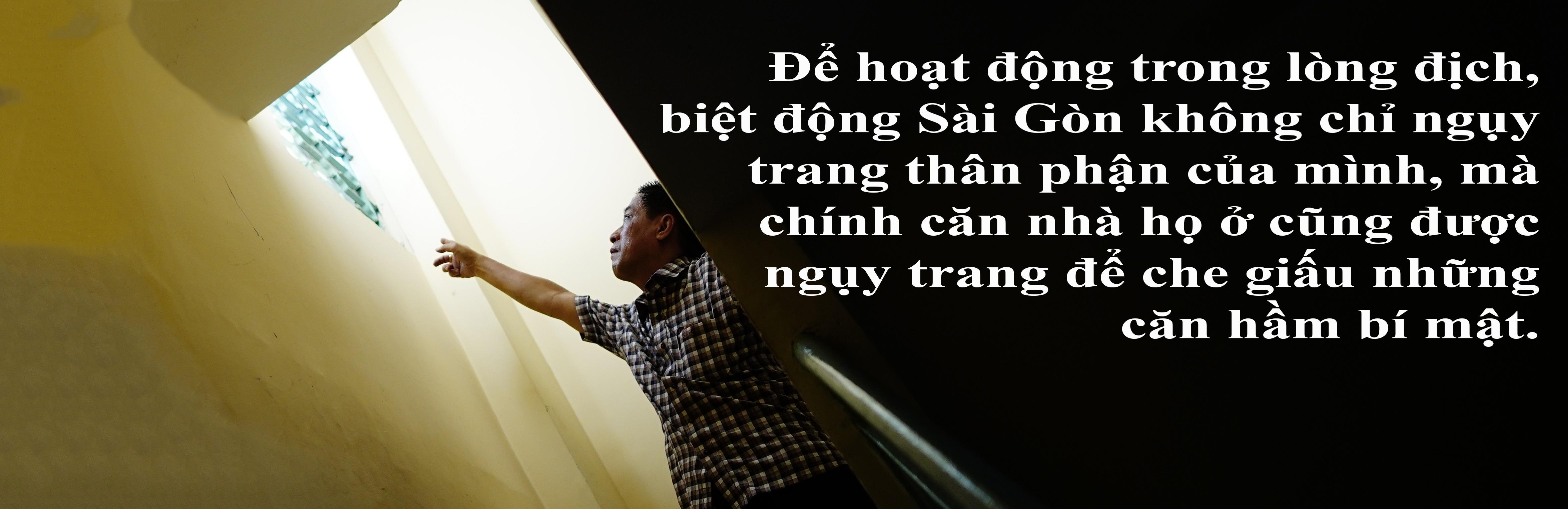 Những hồi tưởng xúc động về căn hầm bí mật của Biệt động Sài Gòn - 1