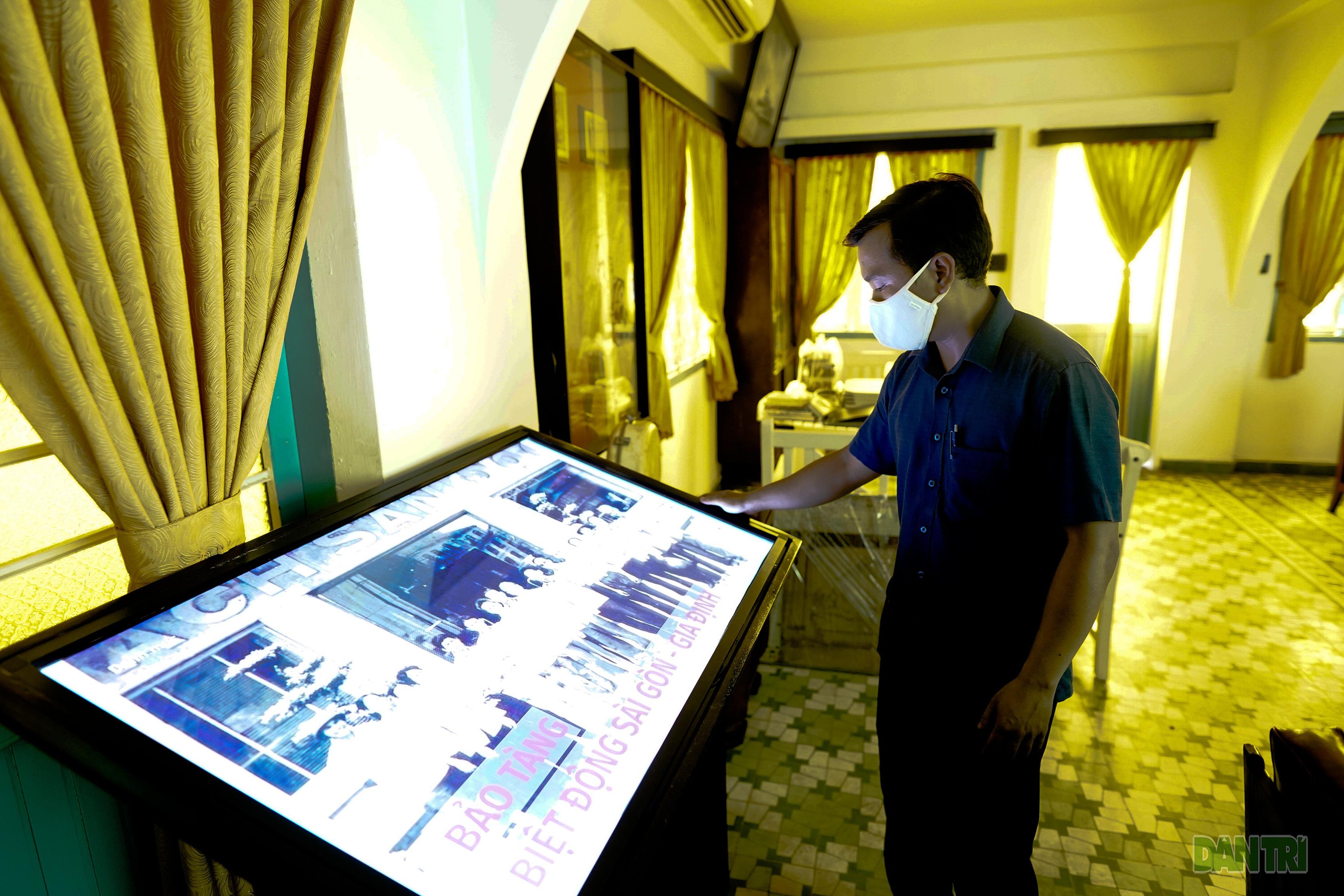 Ứng dụng công nghệ tái hiện những chiến tích của Biệt động Sài Gòn - 15