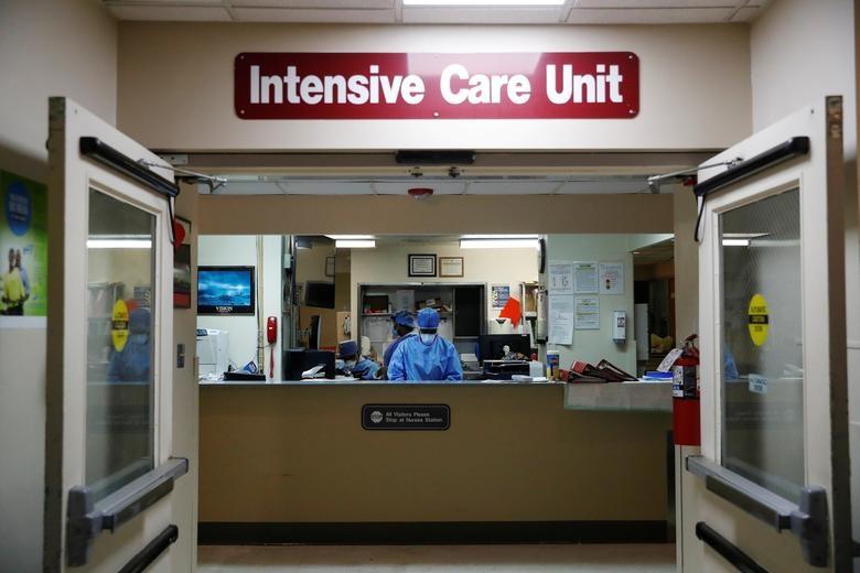 Cuộc chiến với tử thần trong phòng điều trị bệnh nhân Covid-19 tại Mỹ - 3