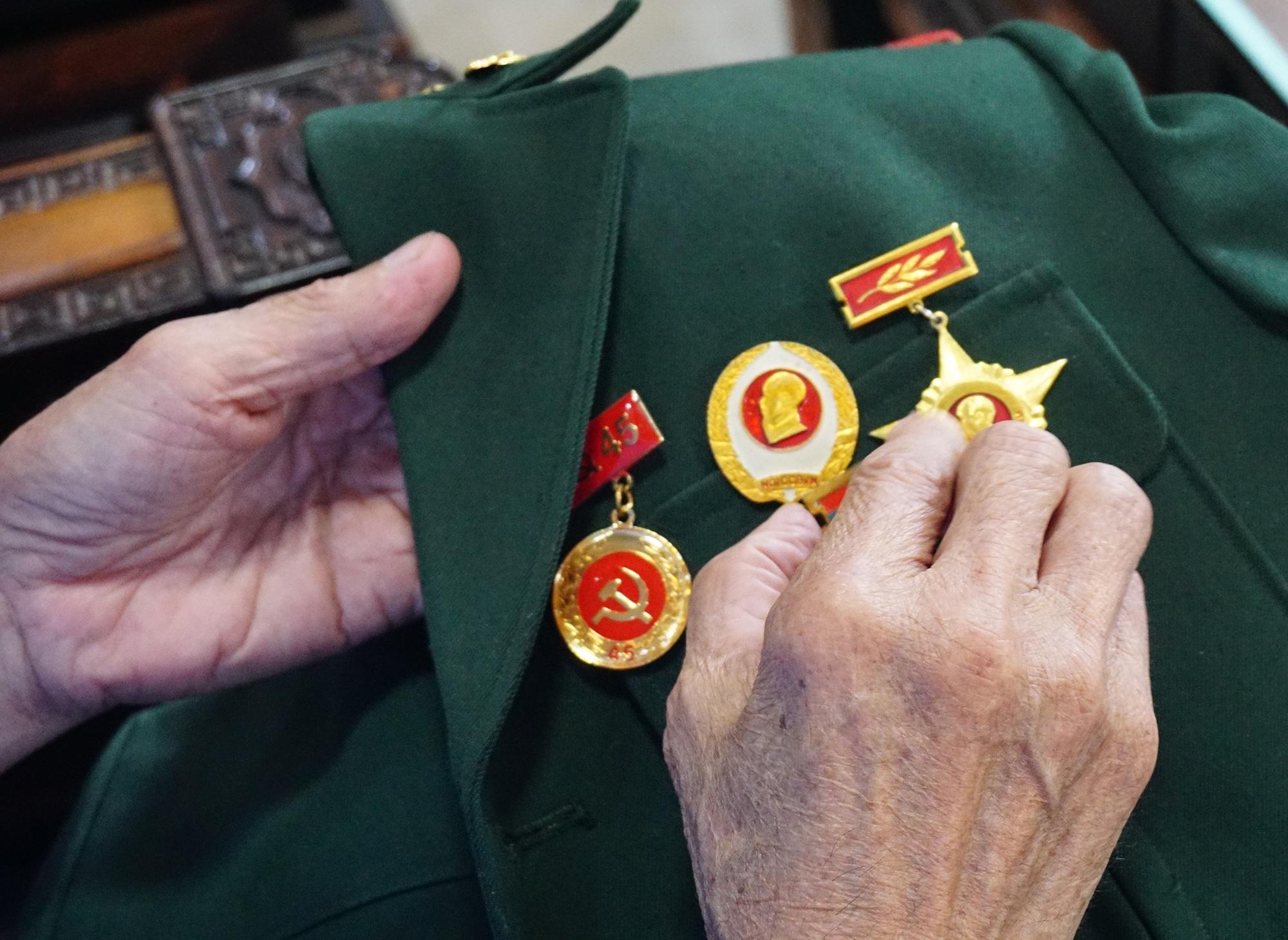 Ký ức người lính ở đơn vị bộ binh đầu tiên tiến vào Dinh Độc Lập - 5