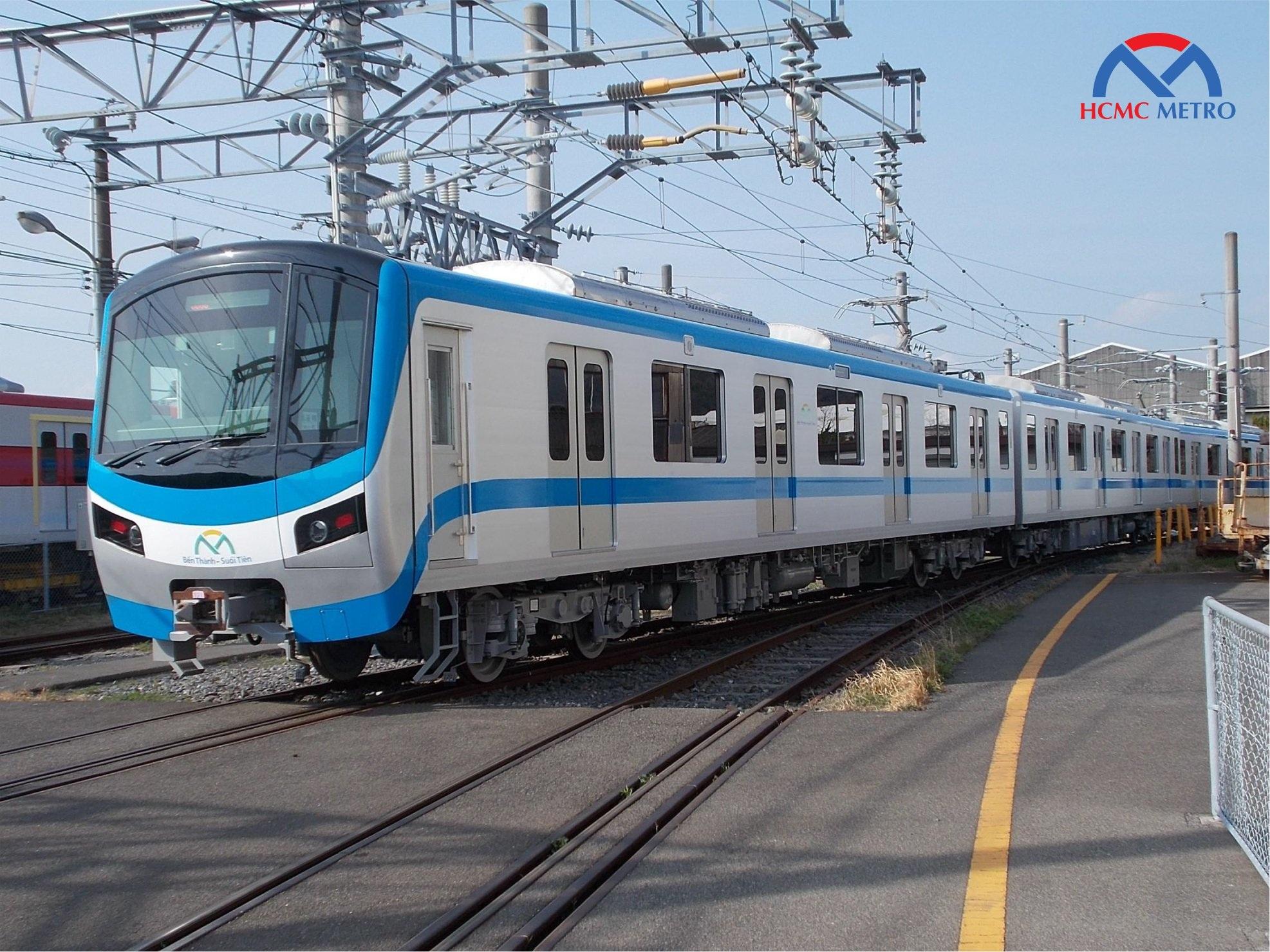 Ngắm toàn cảnh tuyến metro đầu tiên của TPHCM - 22