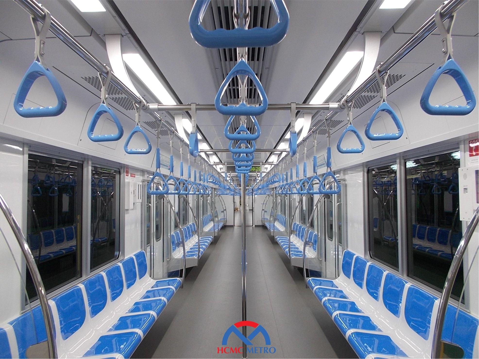 Ngắm toàn cảnh tuyến metro đầu tiên của TPHCM - 23