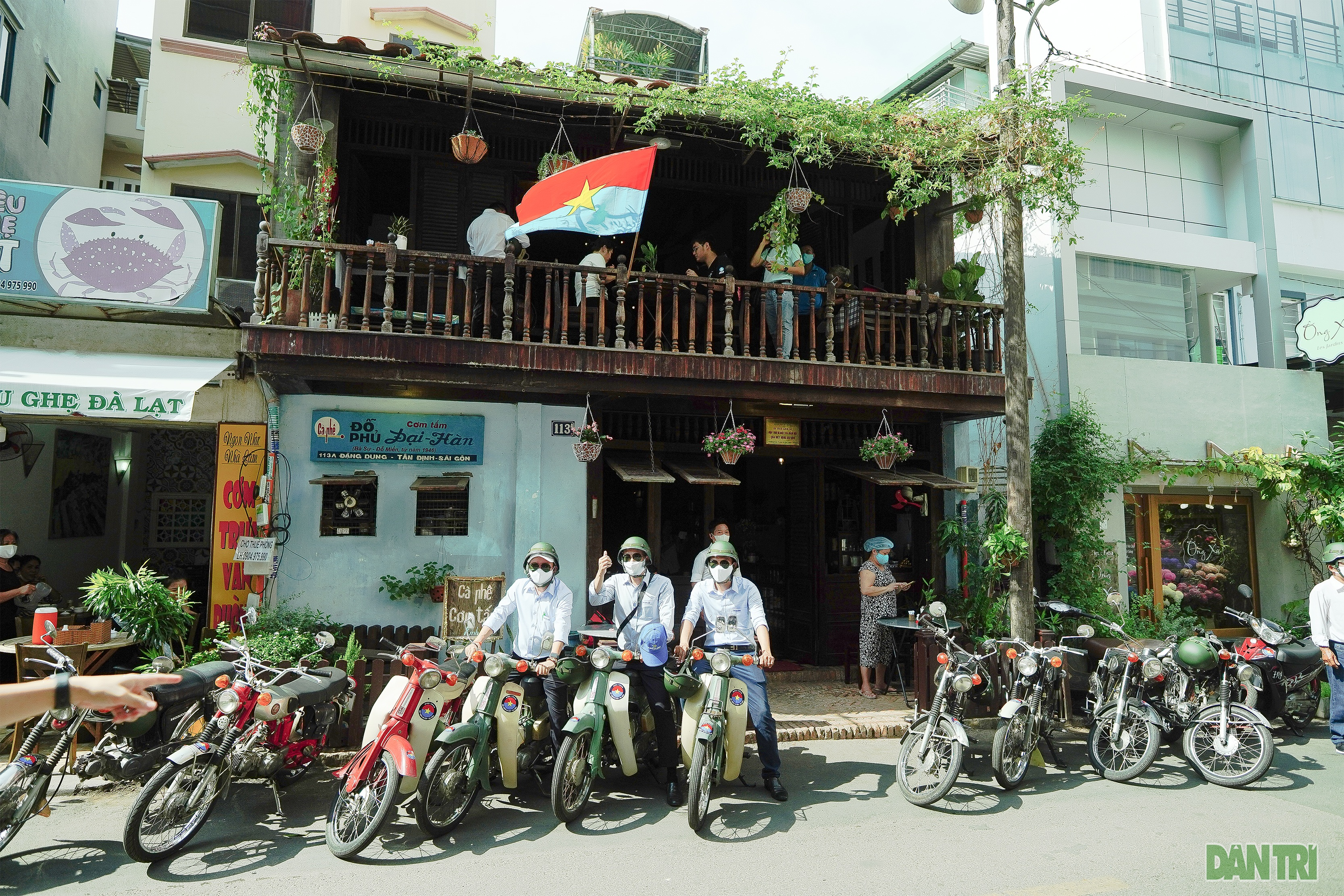 TPHCMkhởiđộng du lịch bằng tourTheo dấu chân Biệt động Sài Gòn - 4