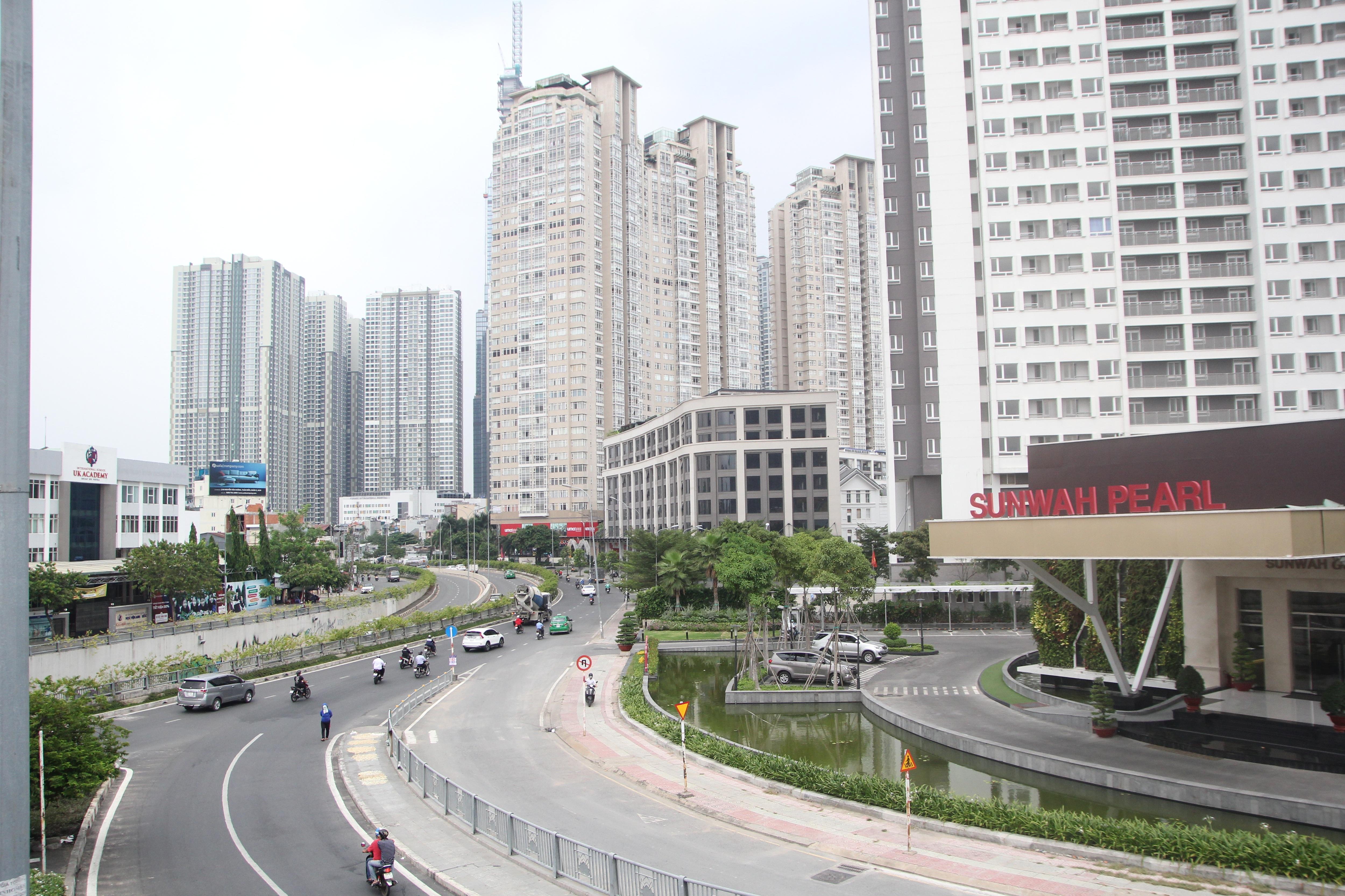 Diện mạo đô thị TPHCM sau 45 năm giải phóng - 13
