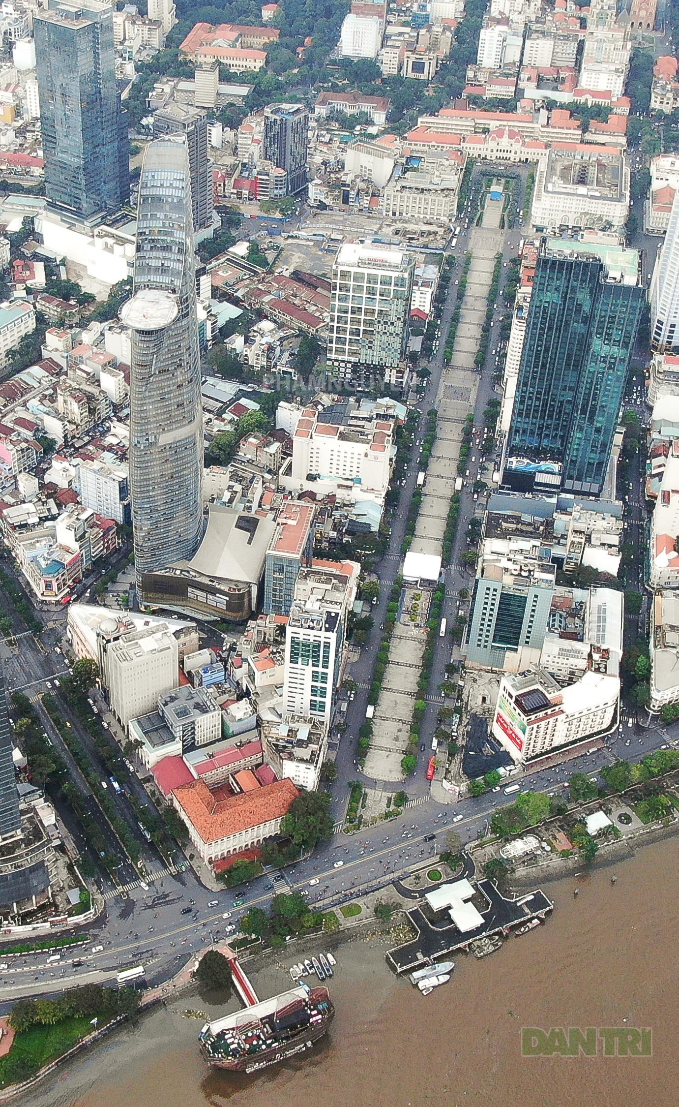 Diện mạo đô thị TPHCM sau 45 năm giải phóng - 15