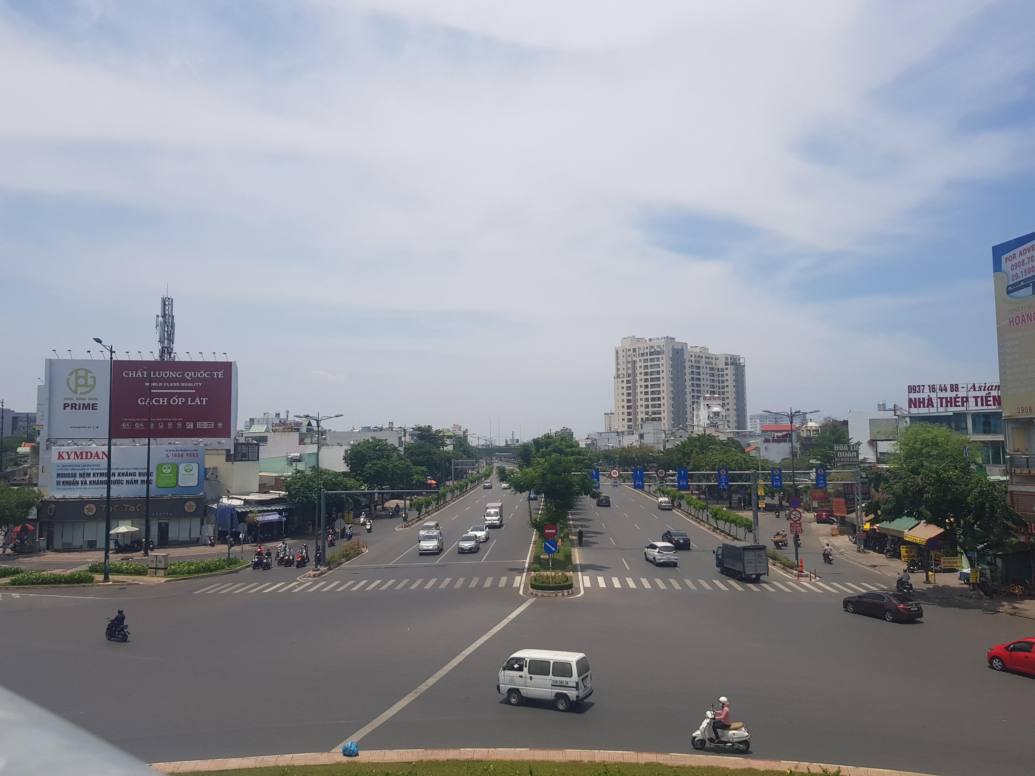 Diện mạo đô thị TPHCM sau 45 năm giải phóng - 3