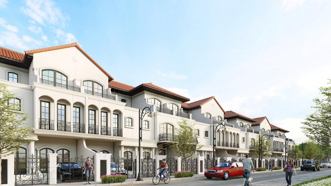 Nhà phố sinh thái: Điểm sáng của thị trường bất động sản năm 2020 - 2