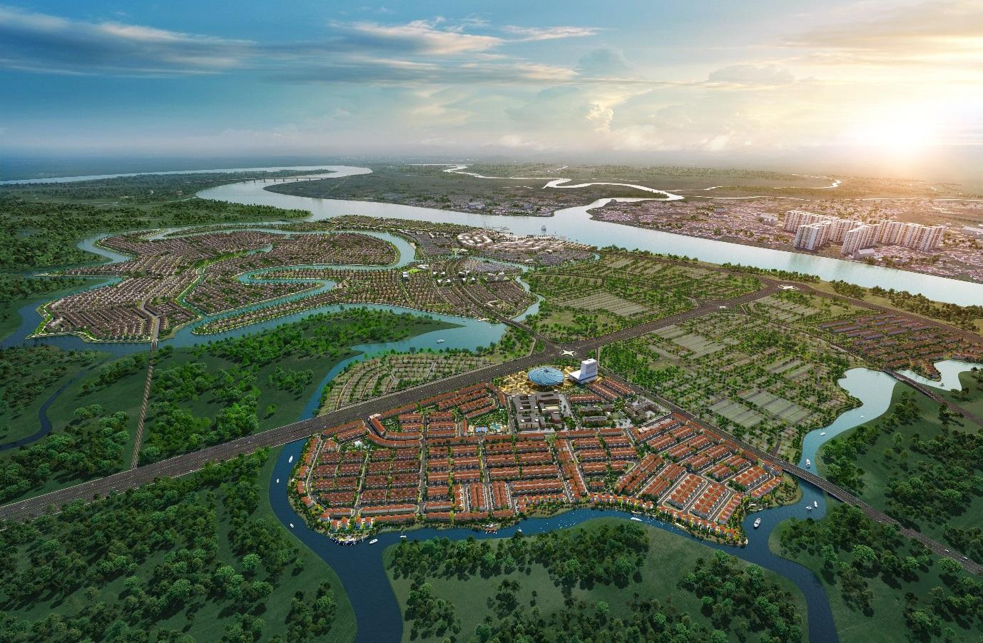 Nhà phố sinh thái: Điểm sáng của thị trường bất động sản năm 2020 - 3