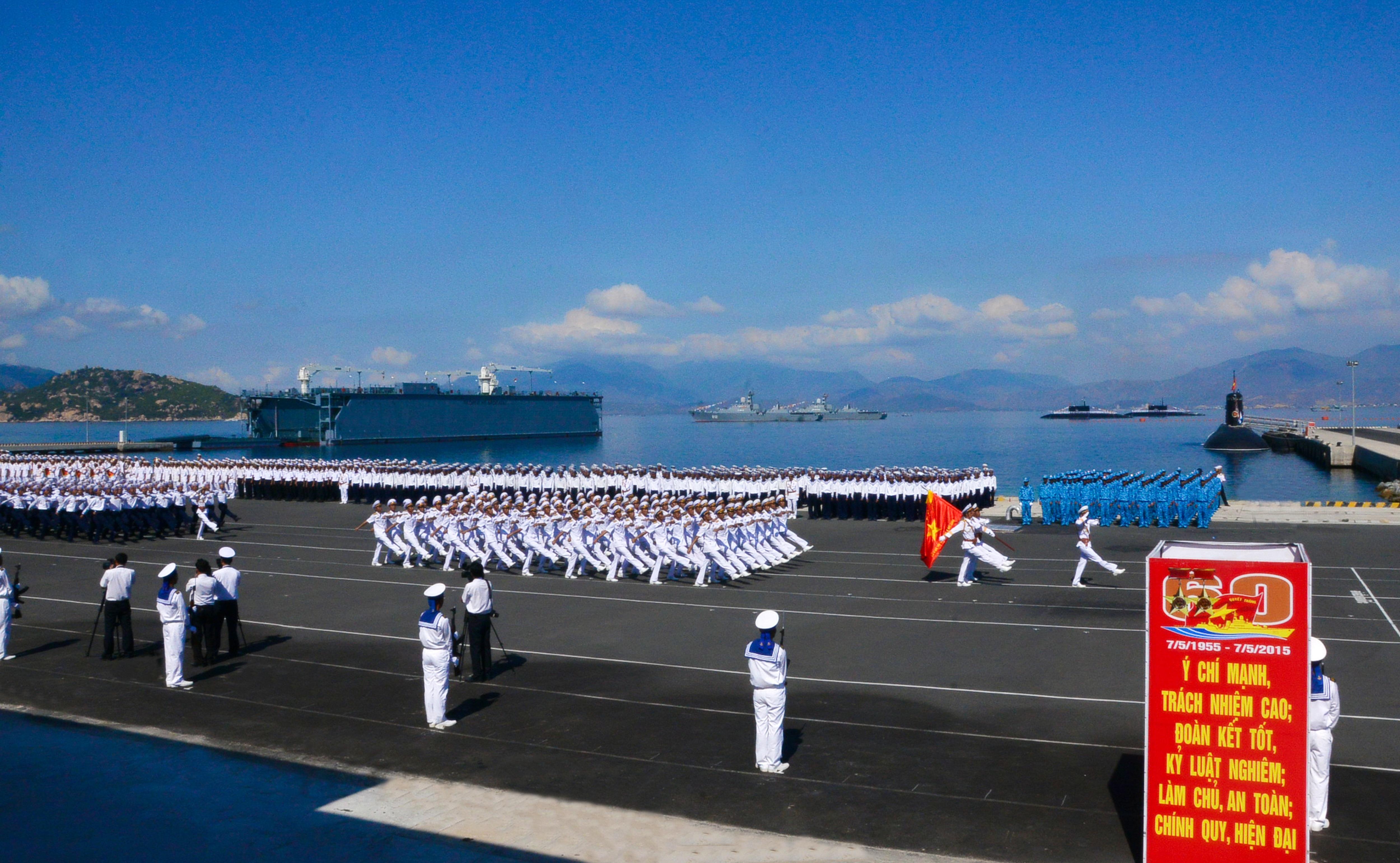 Khí tài hiện đại của Hải quân Việt Nam - 11
