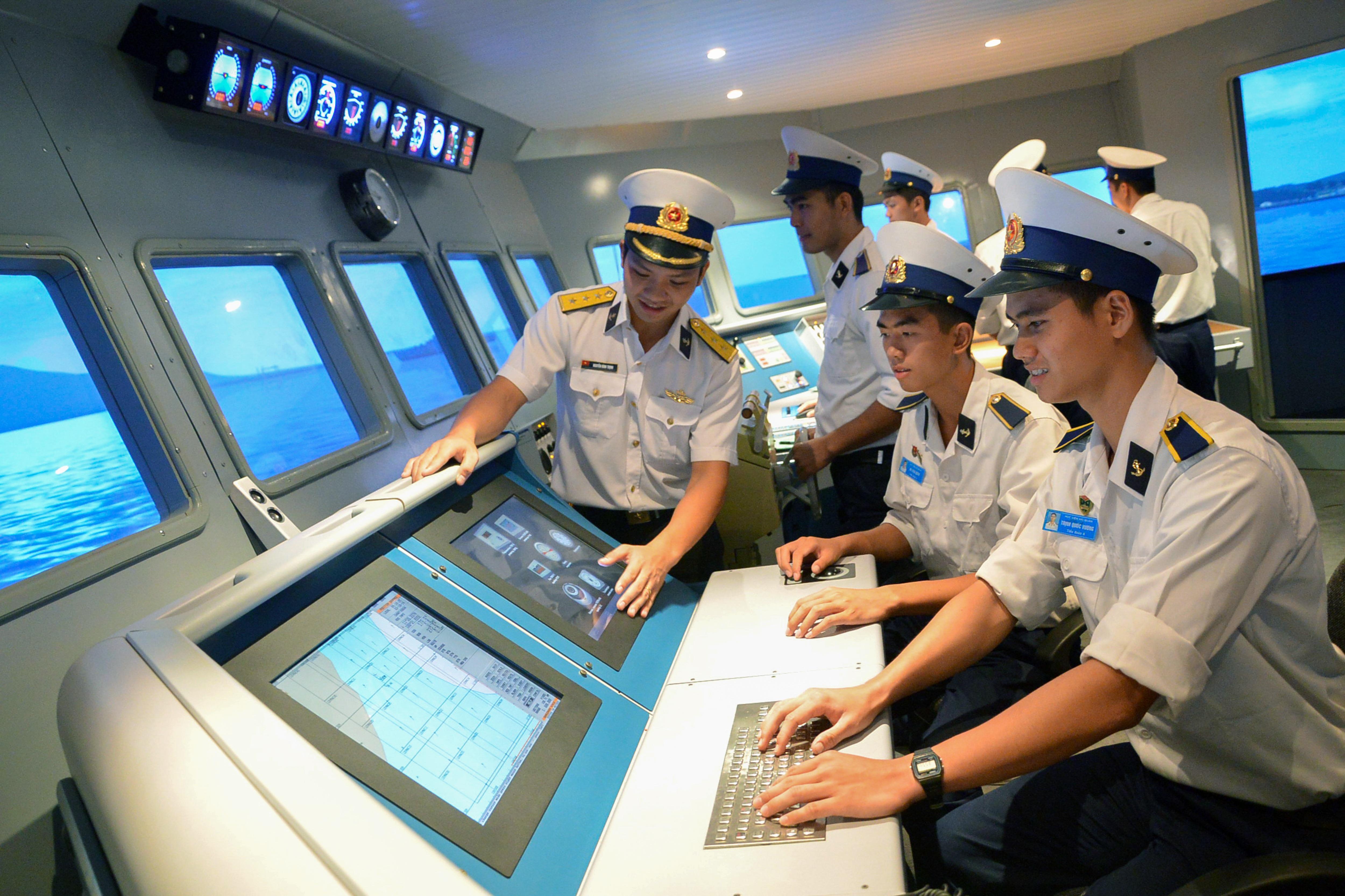 Khí tài hiện đại của Hải quân Việt Nam - 13