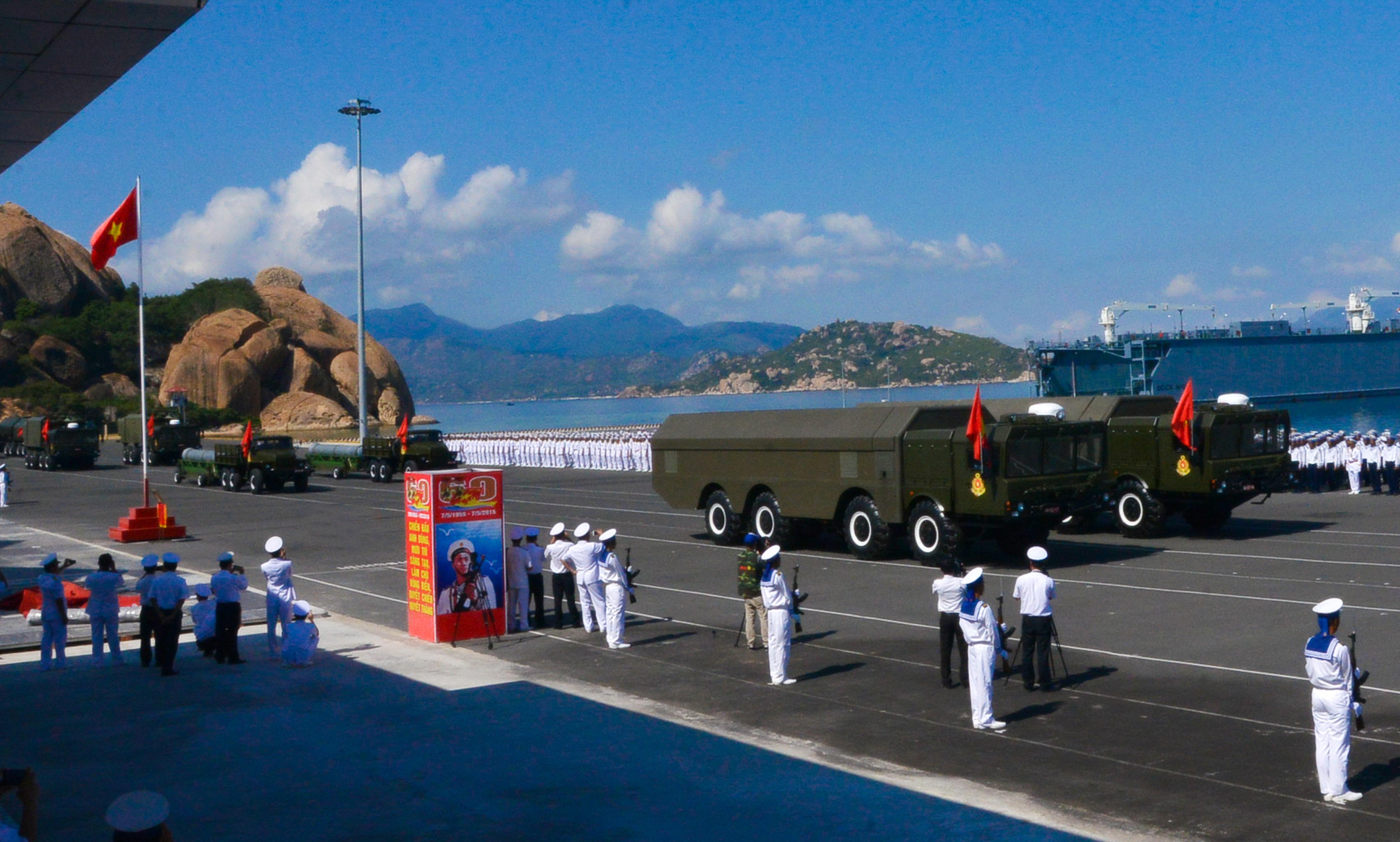 Khí tài hiện đại của Hải quân Việt Nam - 10