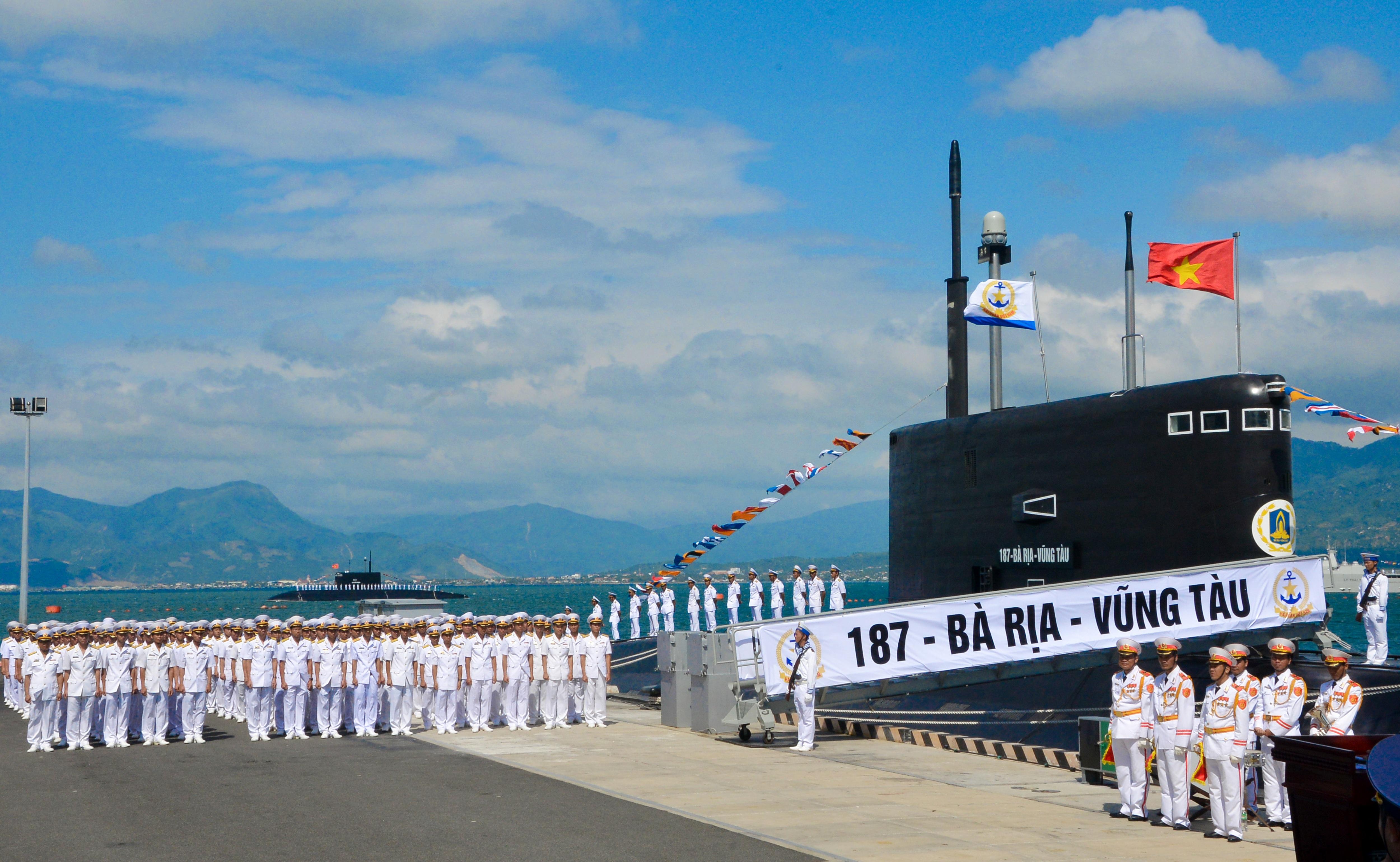 Khí tài hiện đại của Hải quân Việt Nam - 12