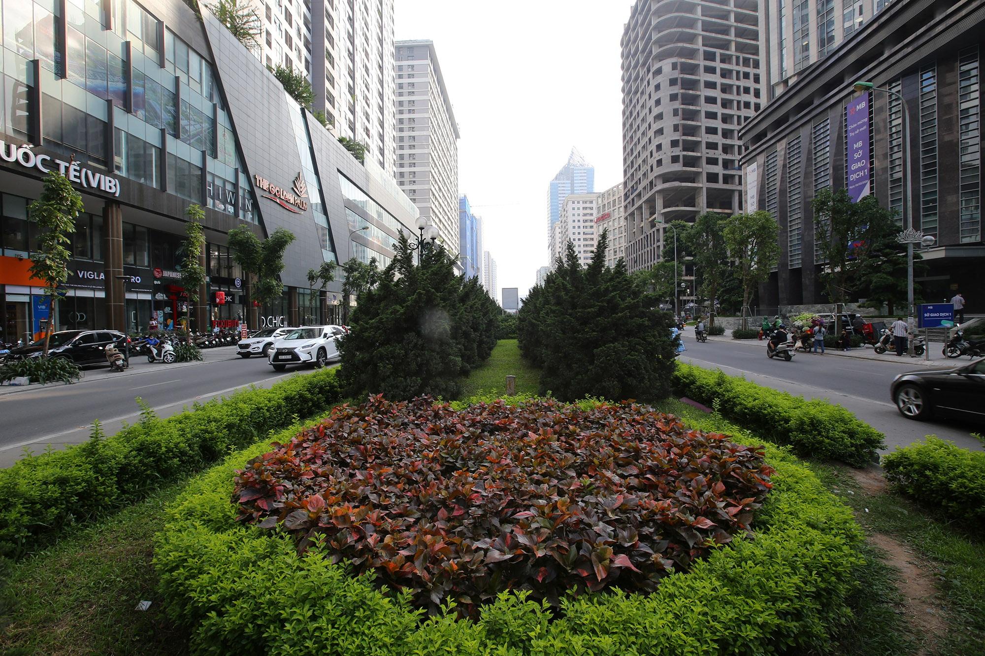 Những tuyến phố rợp bóng cây xanh làm đẹp Thủ đô - 8