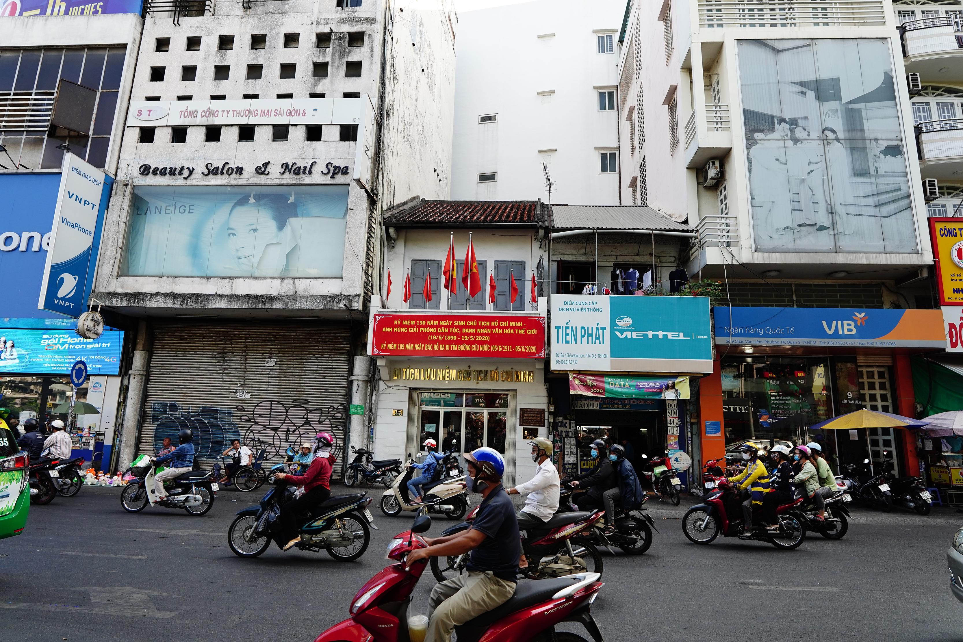 Chốn đi về của chàng trai trẻ Nguyễn Tất Thành ở Sài Gòn - 2