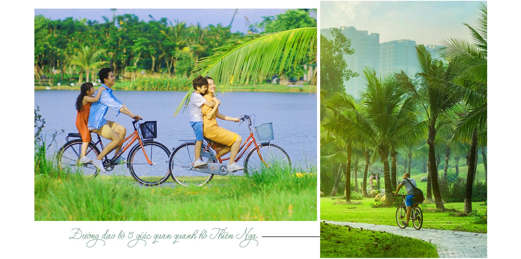 Bên trong dự án xanh nhất khu vực phía Đông Hà Nội, được nhiều sao Việt mê mẩn có gì ? - 8
