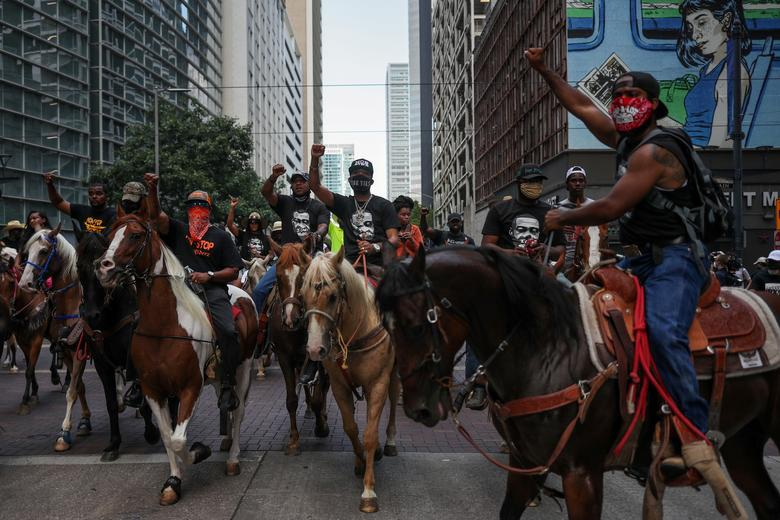 Một tuần chìm trong làn sóng biểu tình tại Mỹ - 13