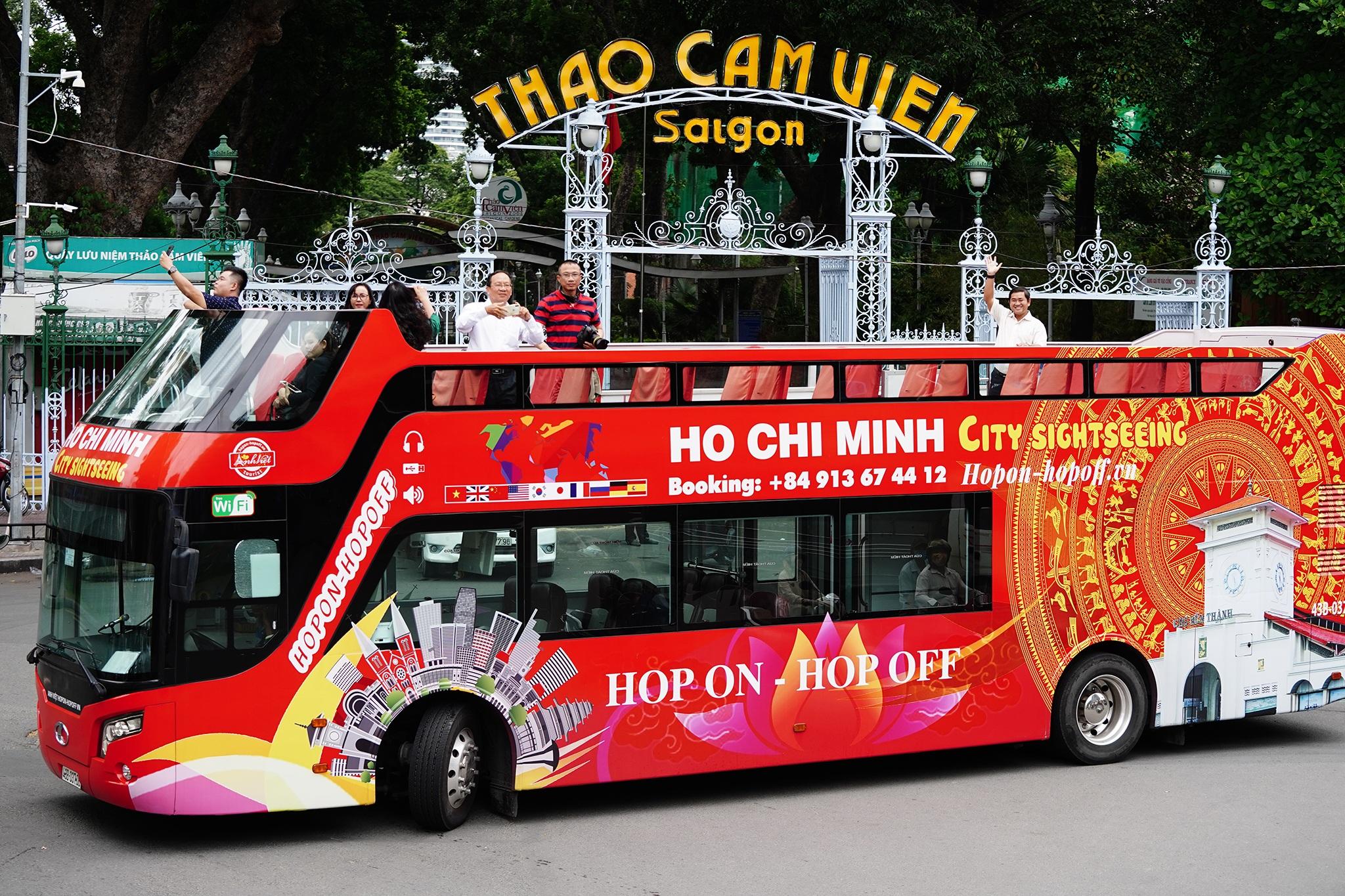 TP.HCM tăng tốc kích cầu du lịch nội địa với gần 300.000 vé ưu đãi - 13