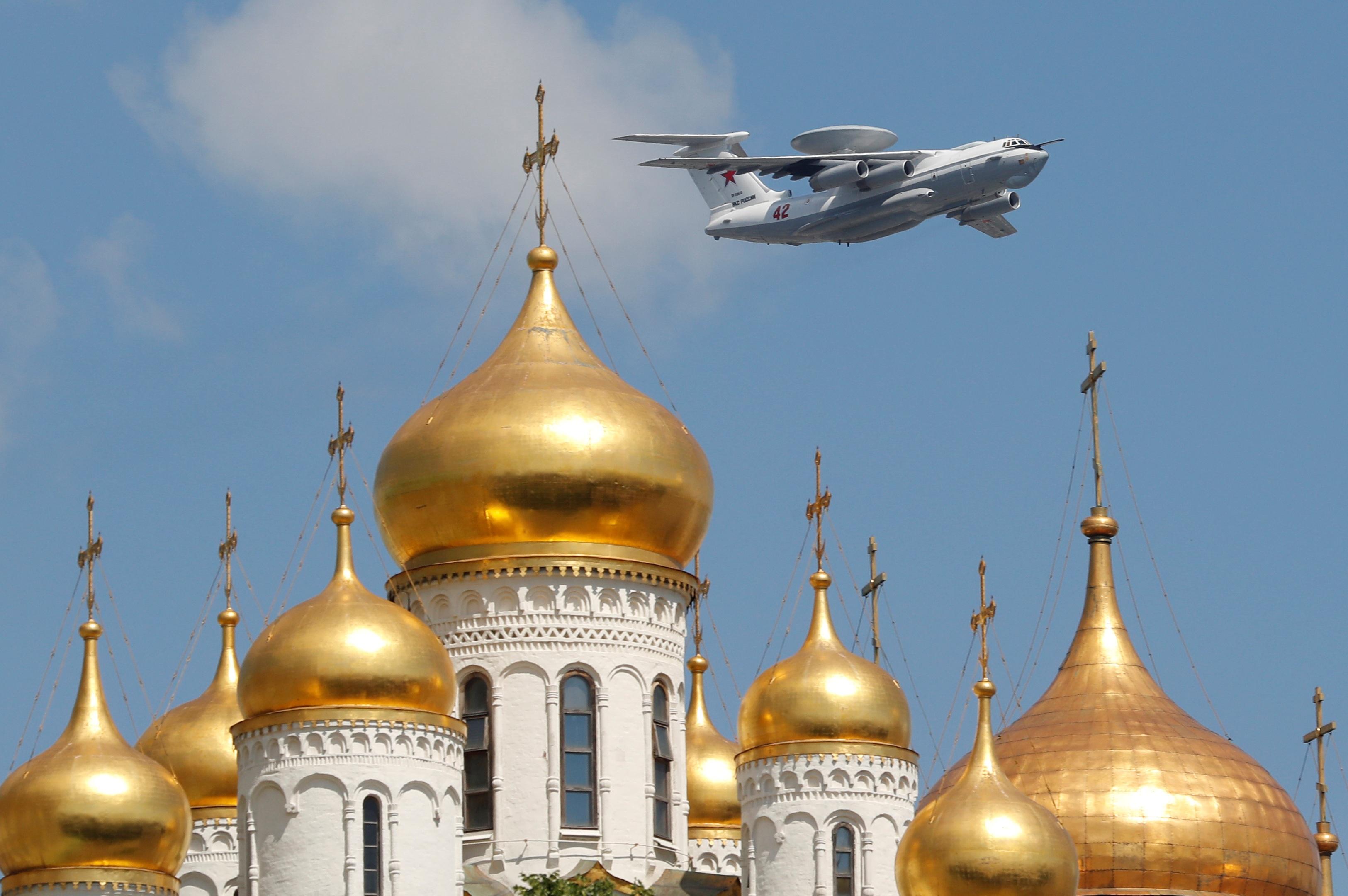 Mãn nhãn dàn khí tài khủng của Nga trong lễ duyệt binh - 26