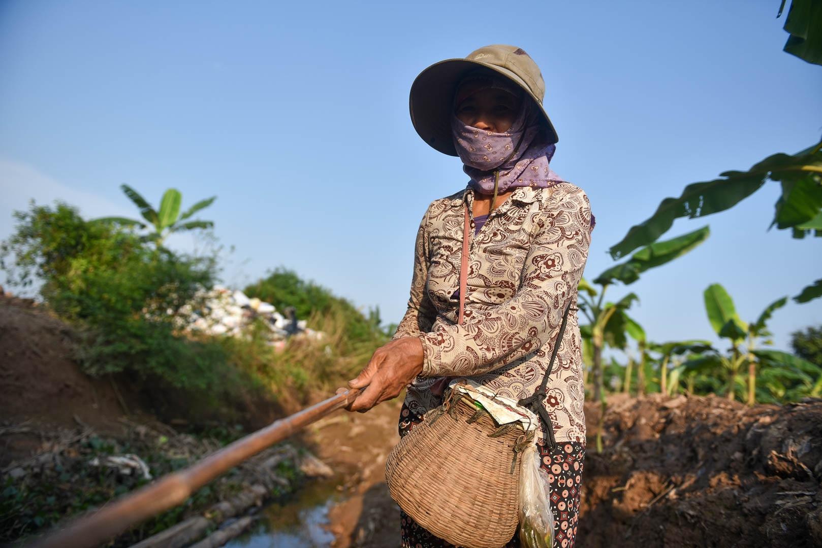 Câu con lộc trời cho: nông dân Hải Dương kiếm nửa triệu đồng mỗi ngày - 2