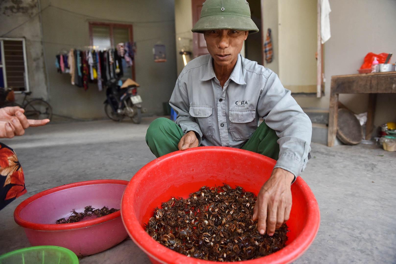 Câu con lộc trời cho: nông dân Hải Dương kiếm nửa triệu đồng mỗi ngày - 21