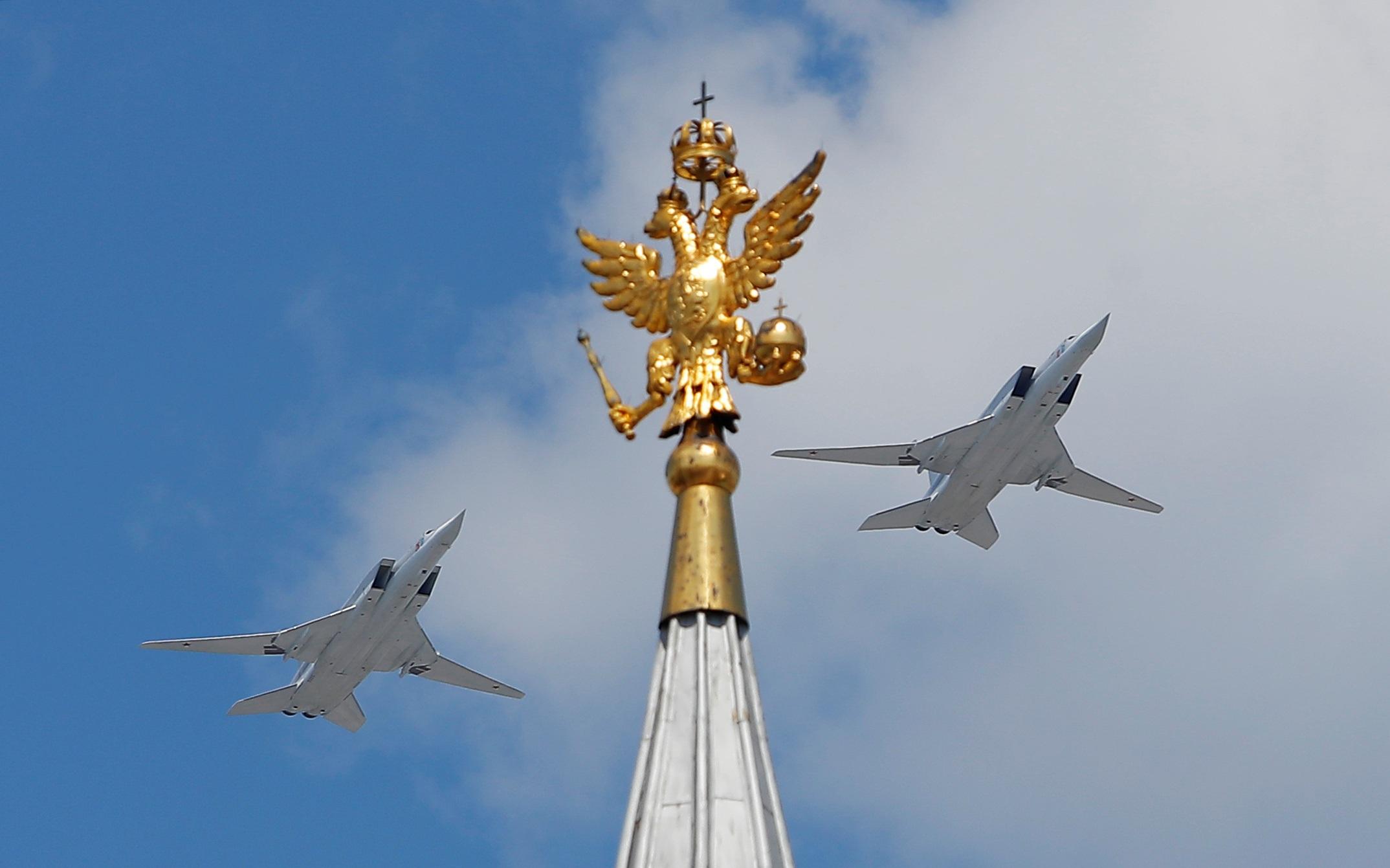 Mãn nhãn dàn khí tài khủng của Nga trong lễ duyệt binh - 30