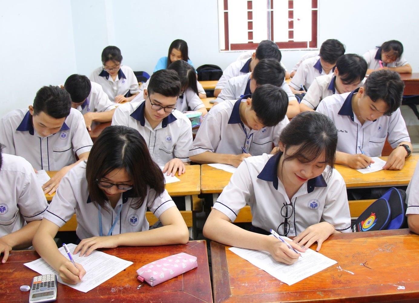 Tây Ninh: 10% thí sinh đăng ký thi chỉ để xét tốt nghiệp THPT