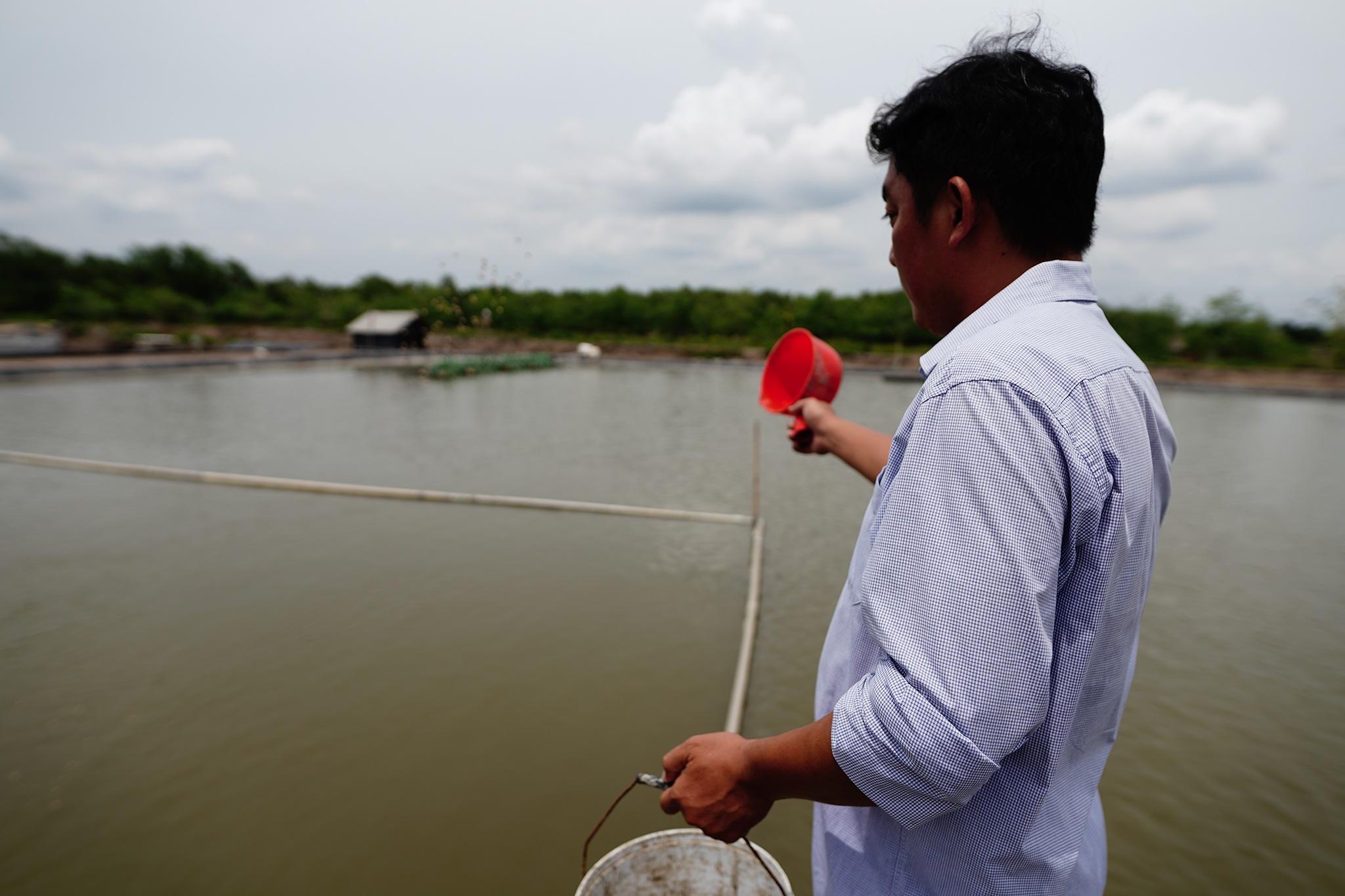 Nông dân đổi đời, thu tiền tỉ mỗi năm nhờ nuôi cá trời cho - 7
