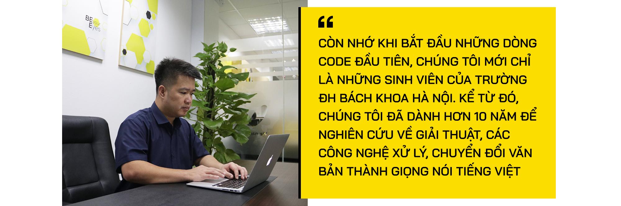 Vbee - Chặng đường 12 năm xây dựng giải pháp ngôn ngữ cho người Việt - 3